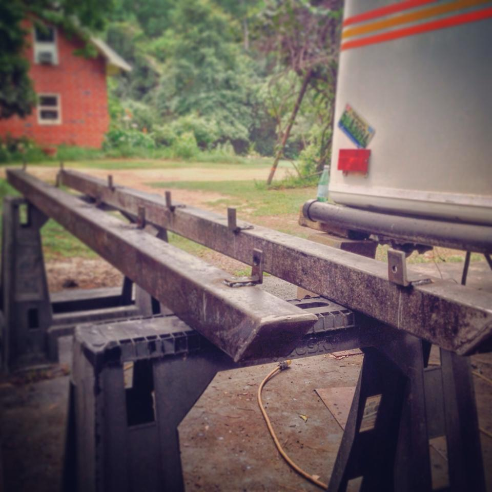 Pictorial :: Progress of Structural Fabrication