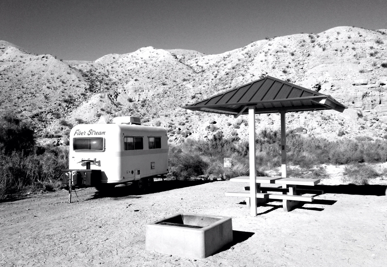 Afton Canyon BLM Campground – Ludlow, California