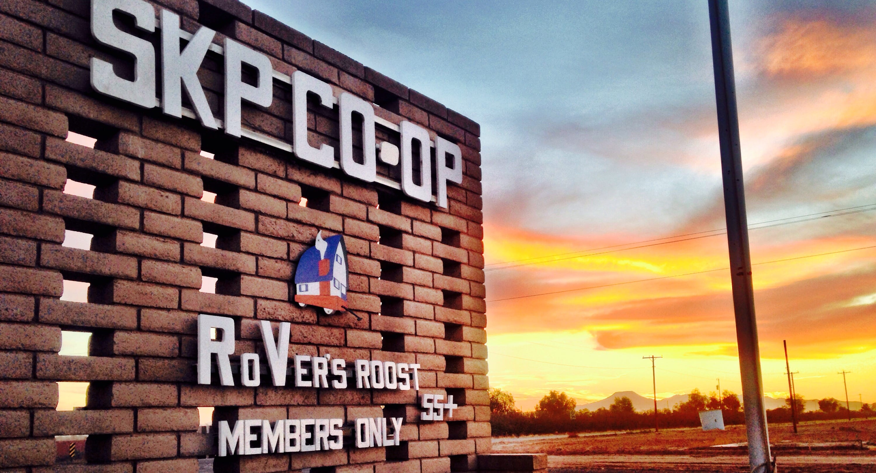 Rover's Roost SKP Co-op – Casa Grande, Arizona