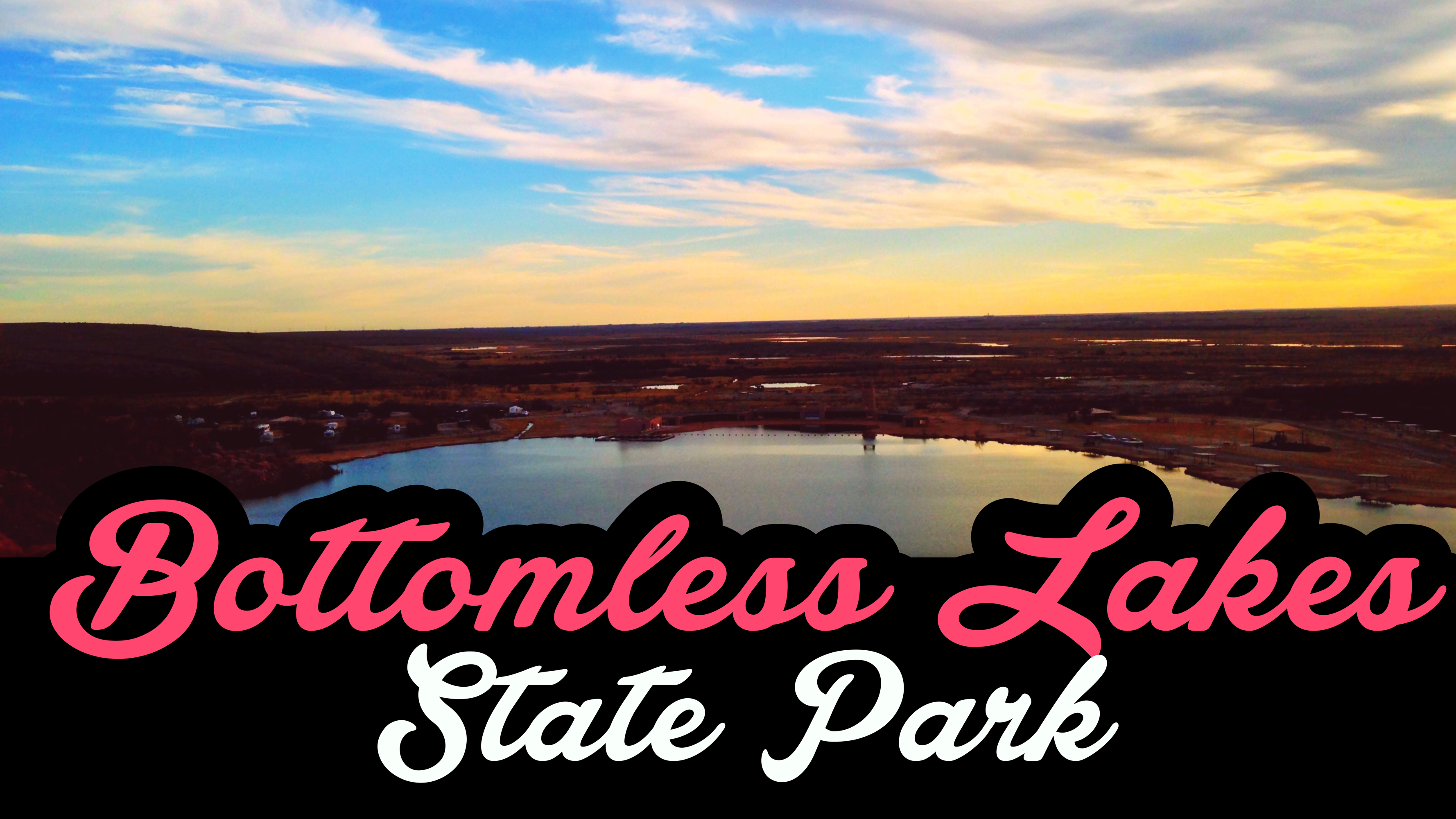 Bottomless Lakes State Park – Roswell, New Mexico