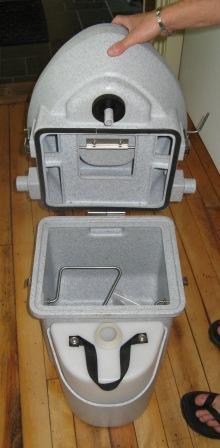 Q&A - Composting Toilet for an RV - Drivin\' & Vibin\'