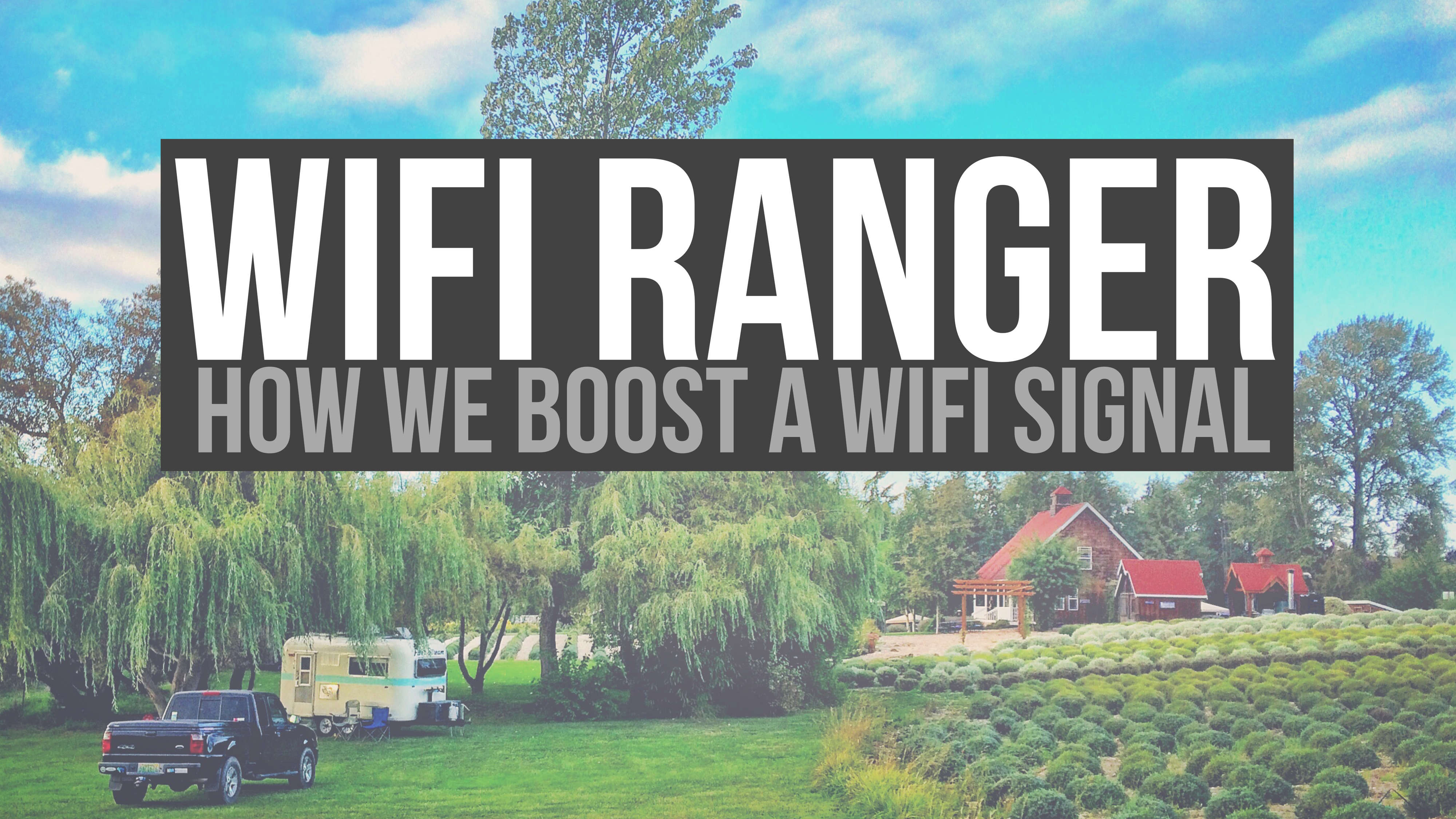 WiFi Ranger Product Review – Boosting a Wifi Signal