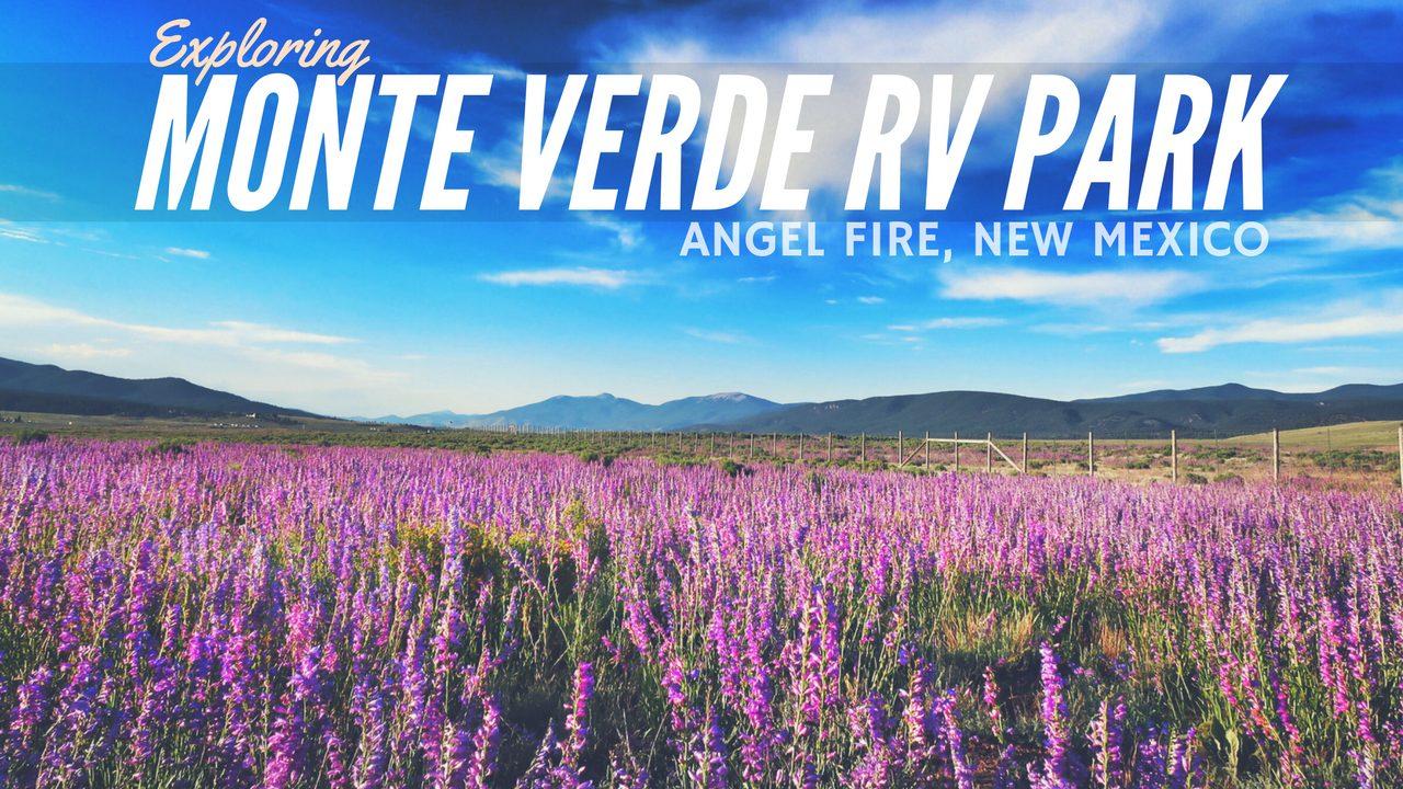 Monte Verde RV Park // Angel Fire, New Mexico