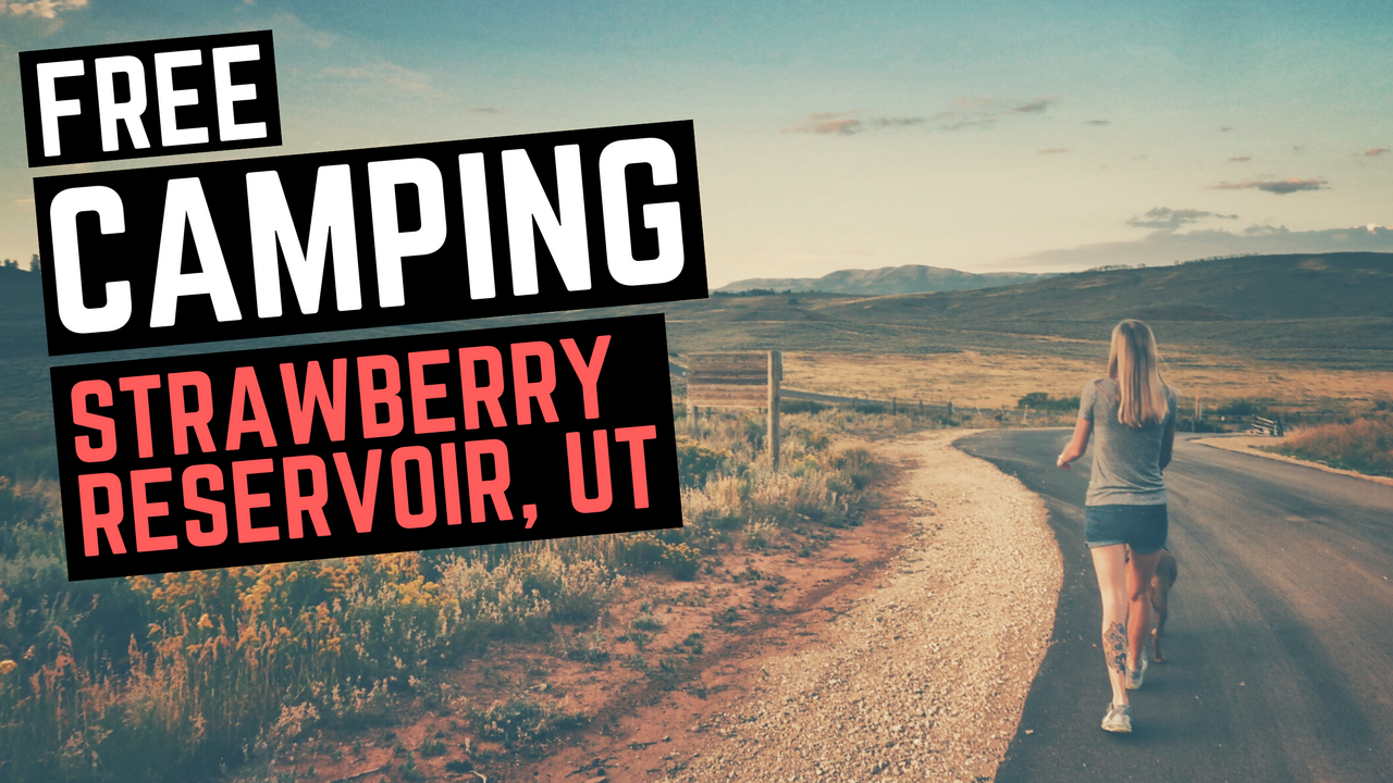 3 Best Strawberry Reservoir Camping Sites