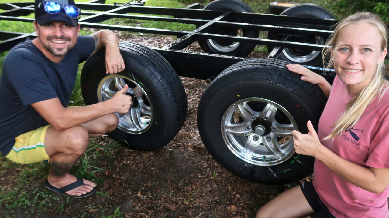 Where to Buy Trailer Tires?