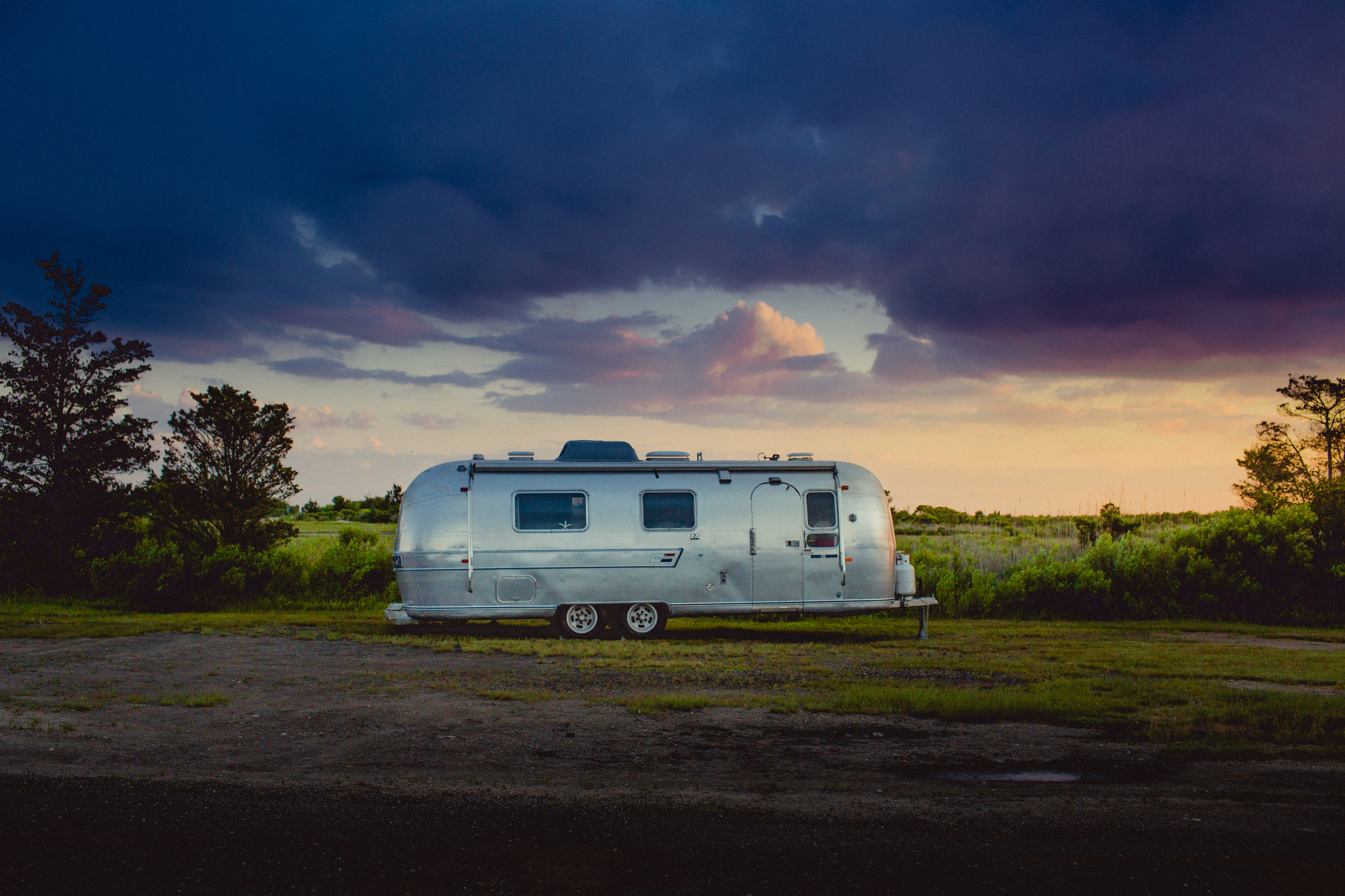 We Live in an Airstream, Here's Why RV Life Won't Solve Your Problems