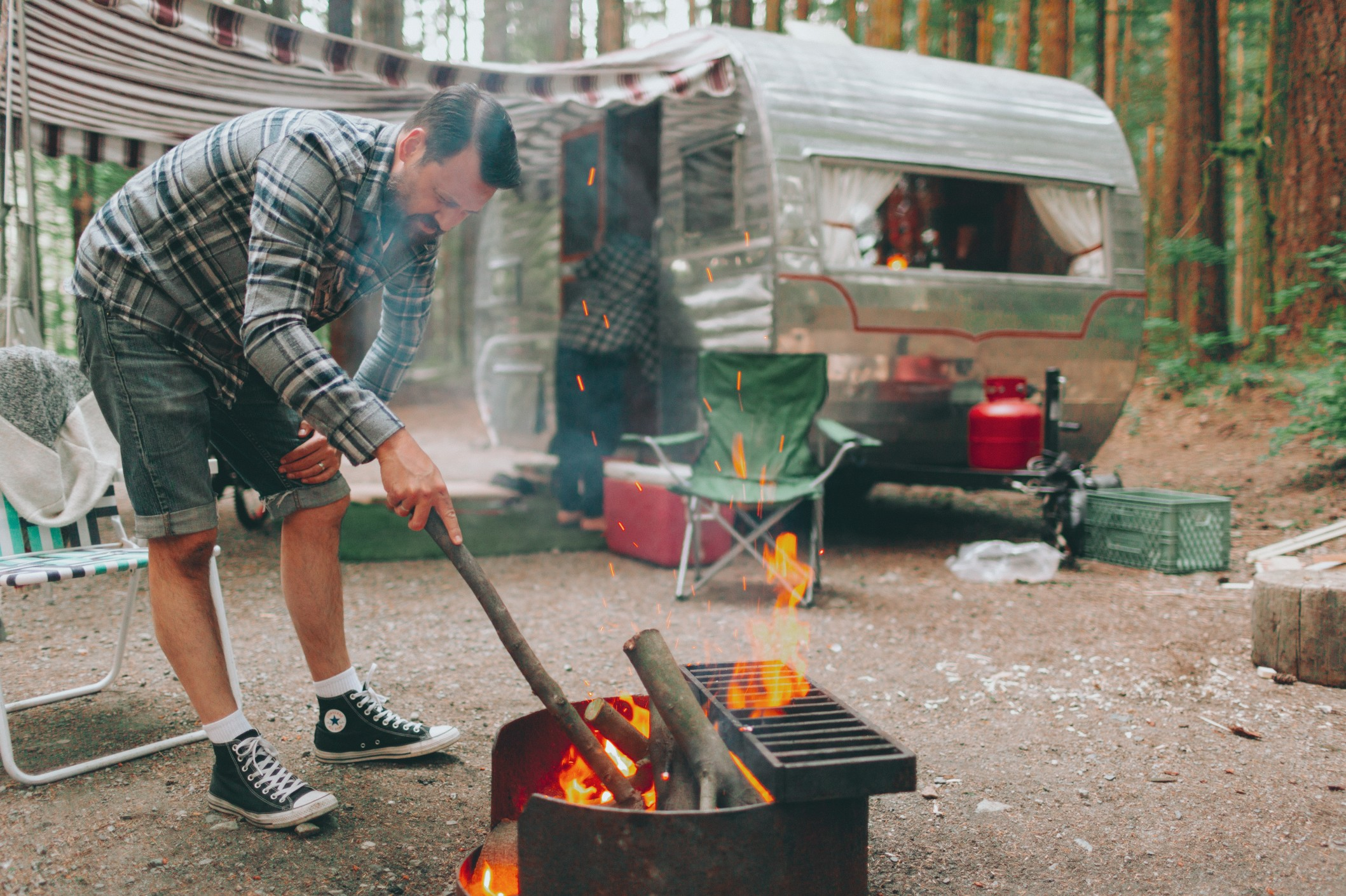 These Smoky Mountain Campgrounds Are Perfect For RV Owners