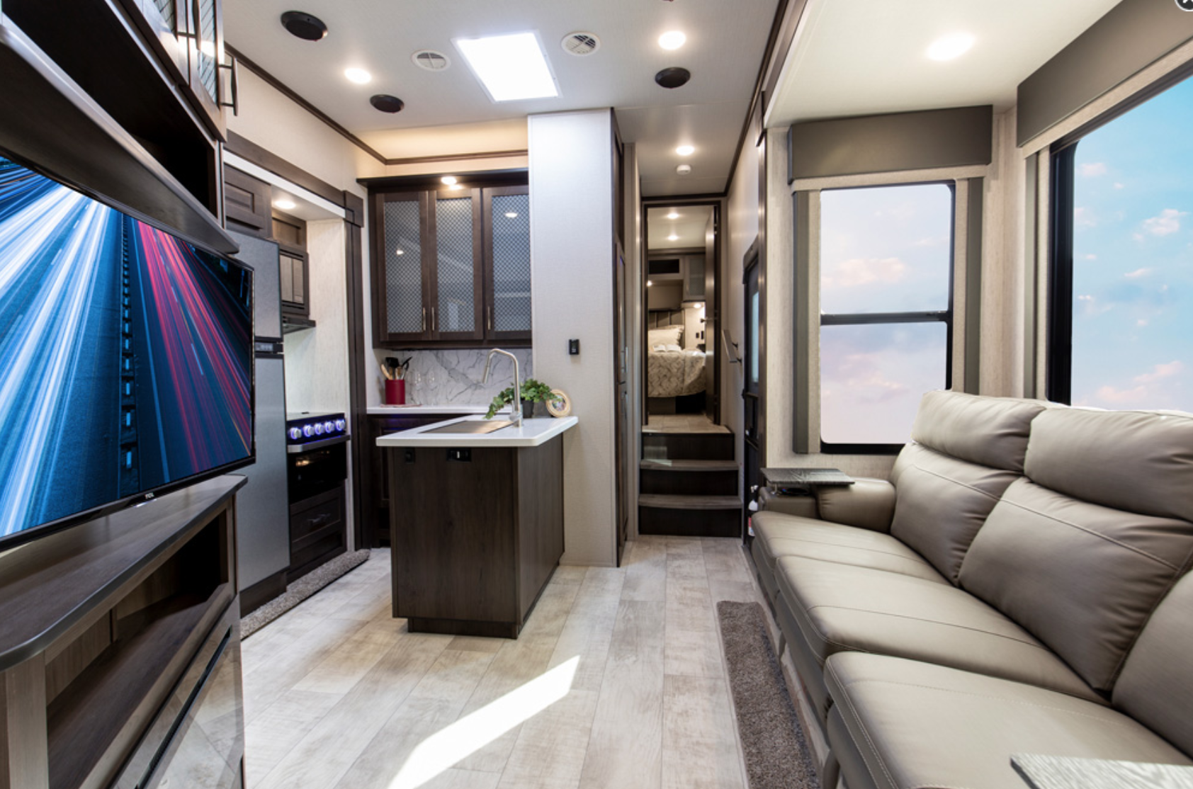 Grand Design Momentum G Class| Toy Hauler with Style