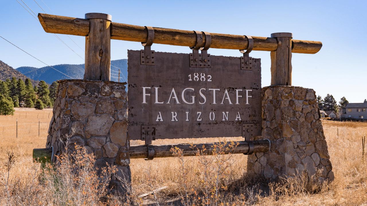 Welcome to Flagstaff Arizona