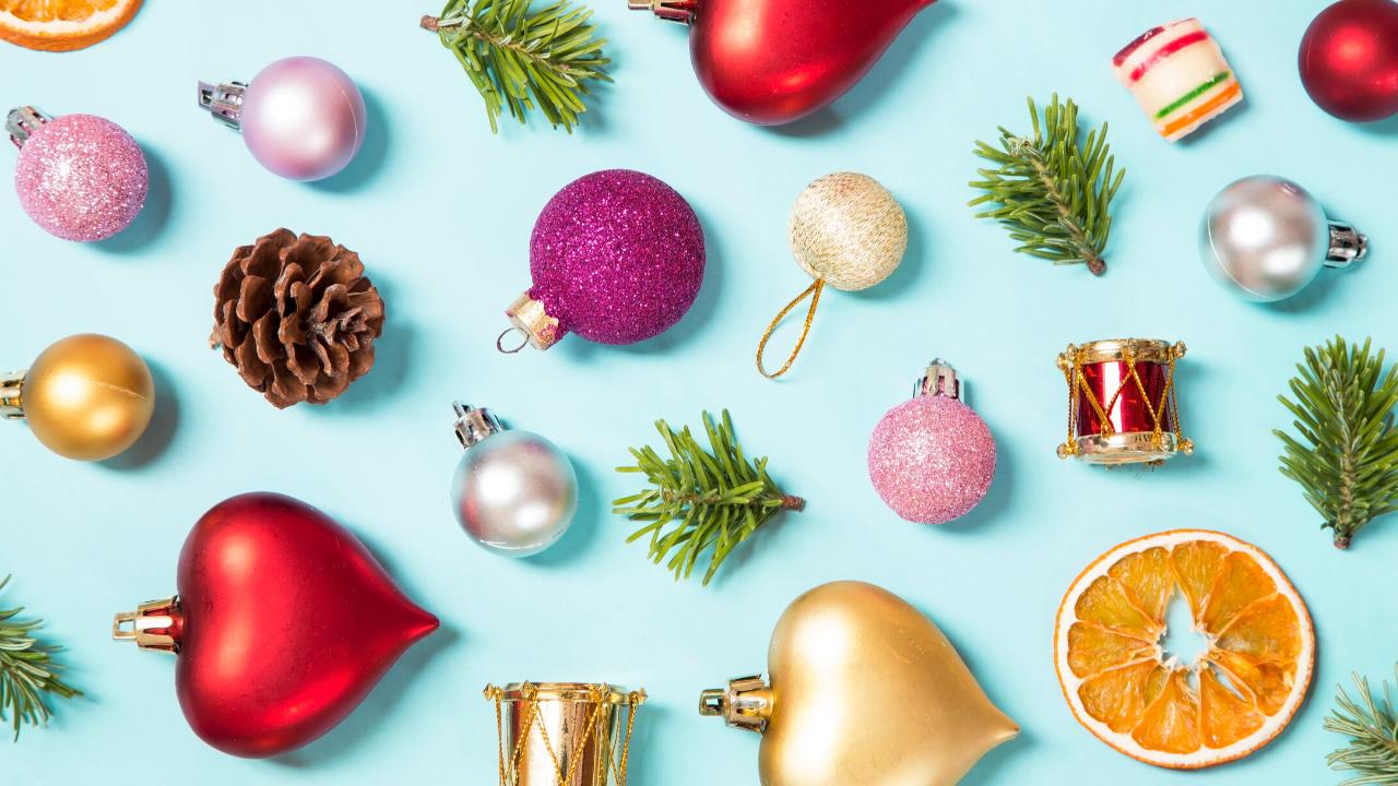 7 Festive RV Christmas Ornaments