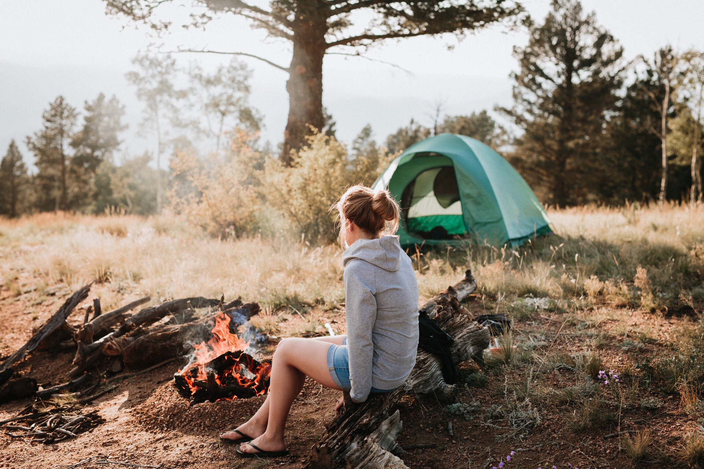 11 Totally Free Camping Spots in Colorado