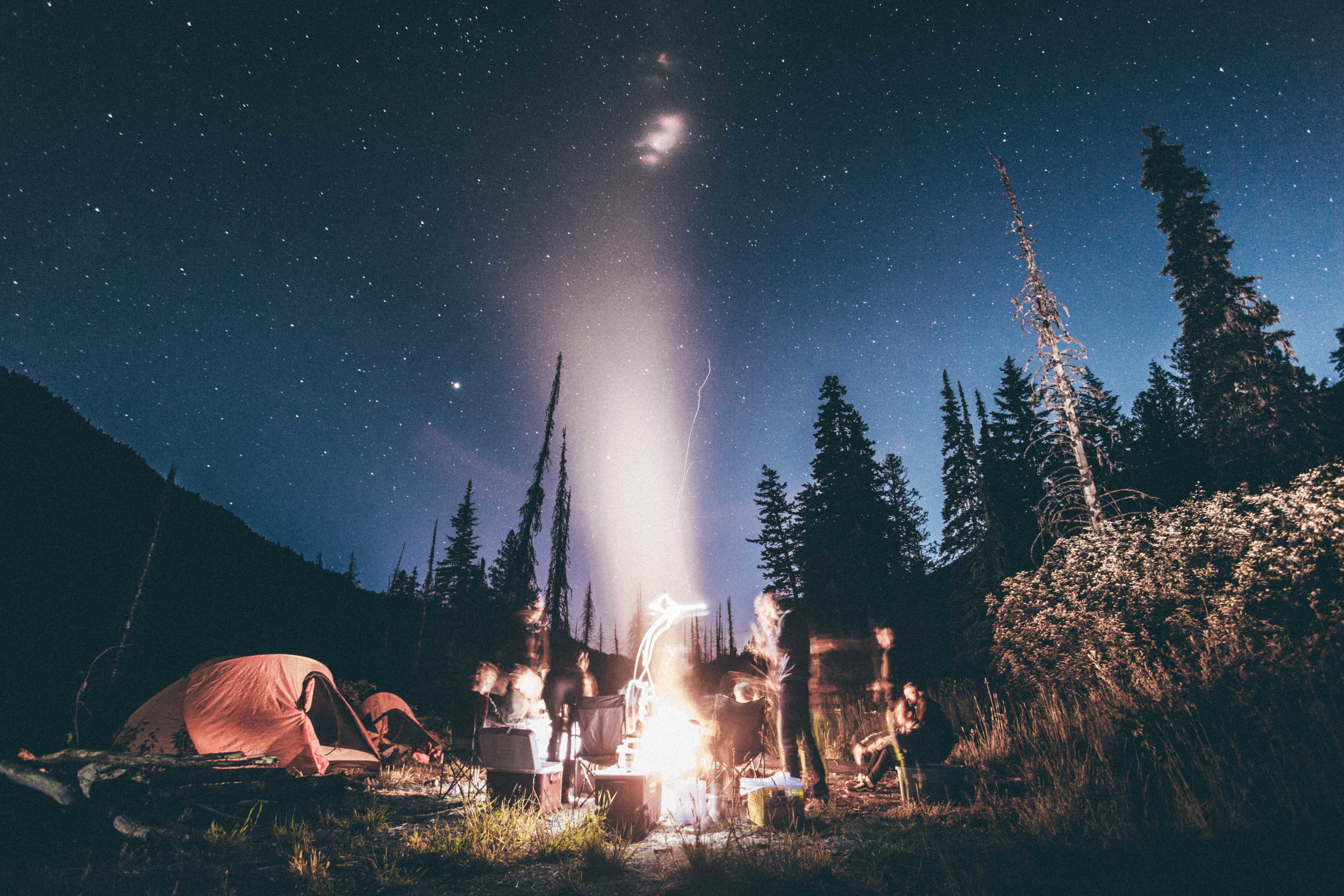 20 Best Free Camping Spots (on the East Coast)