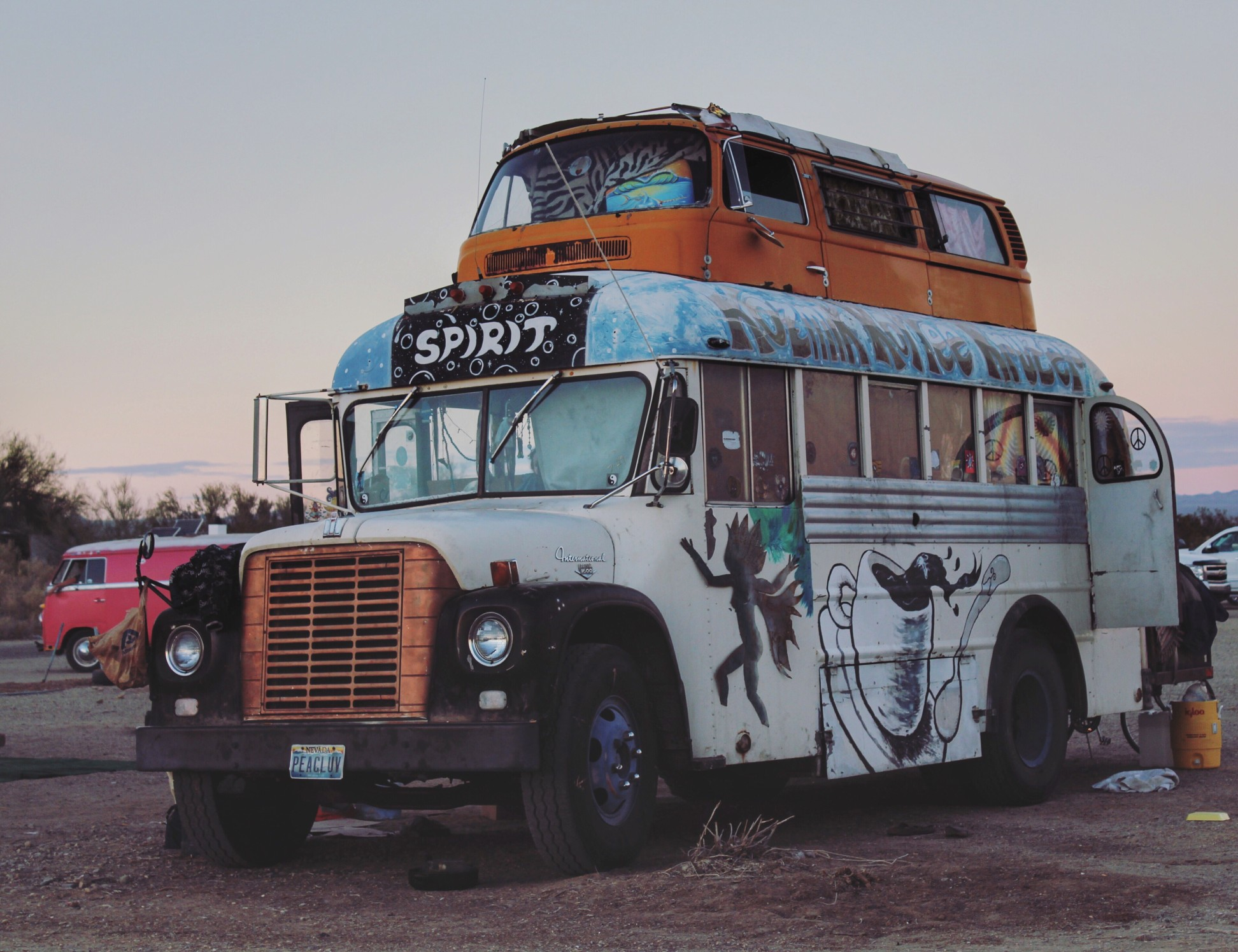 Greetings From Slab City, USA