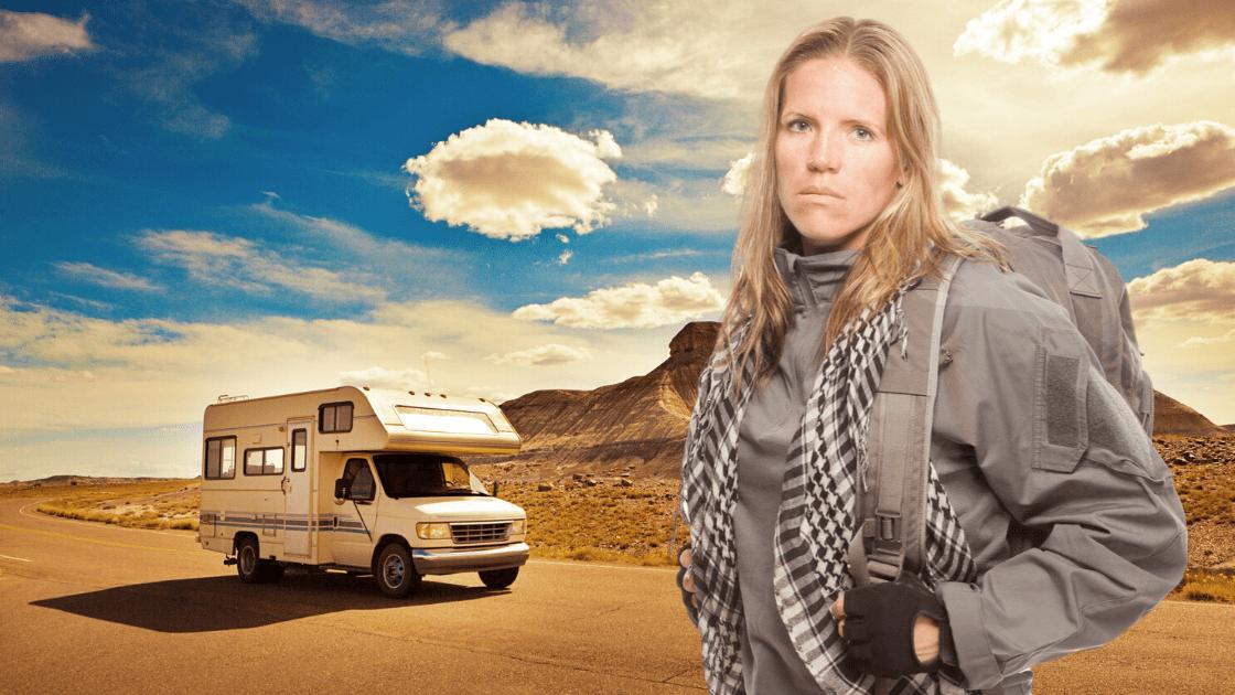 Convert Your RV into a Doomsday Prepper Mobile