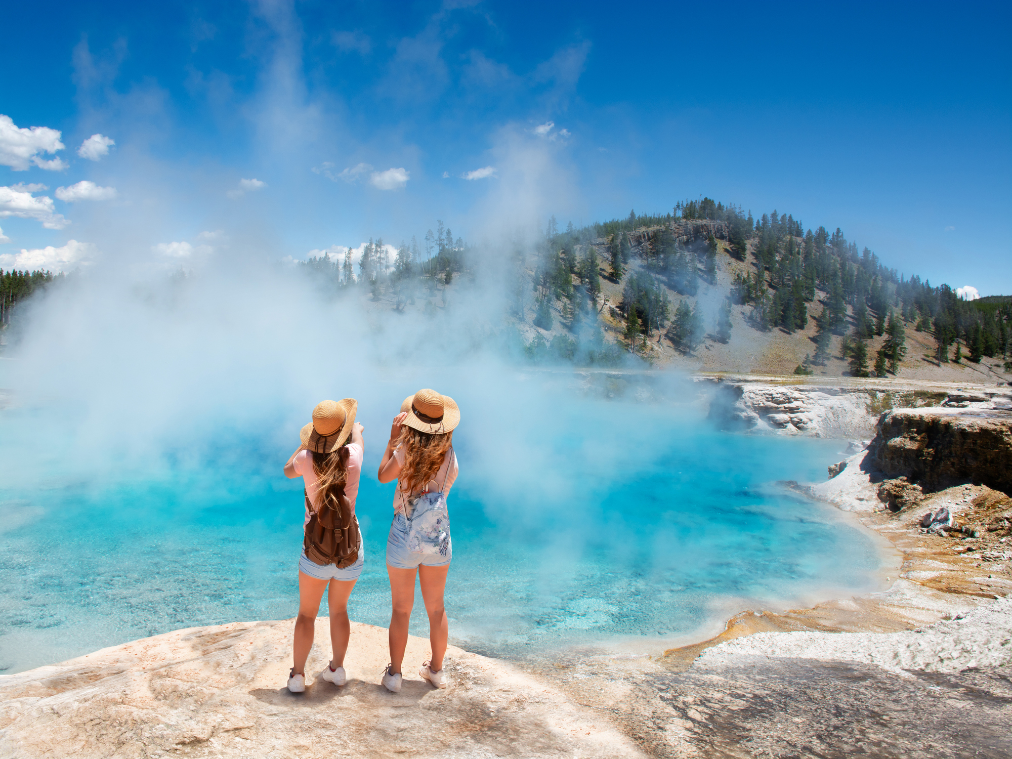Airstream Launches Virtual Tour of Yellowstone National Park