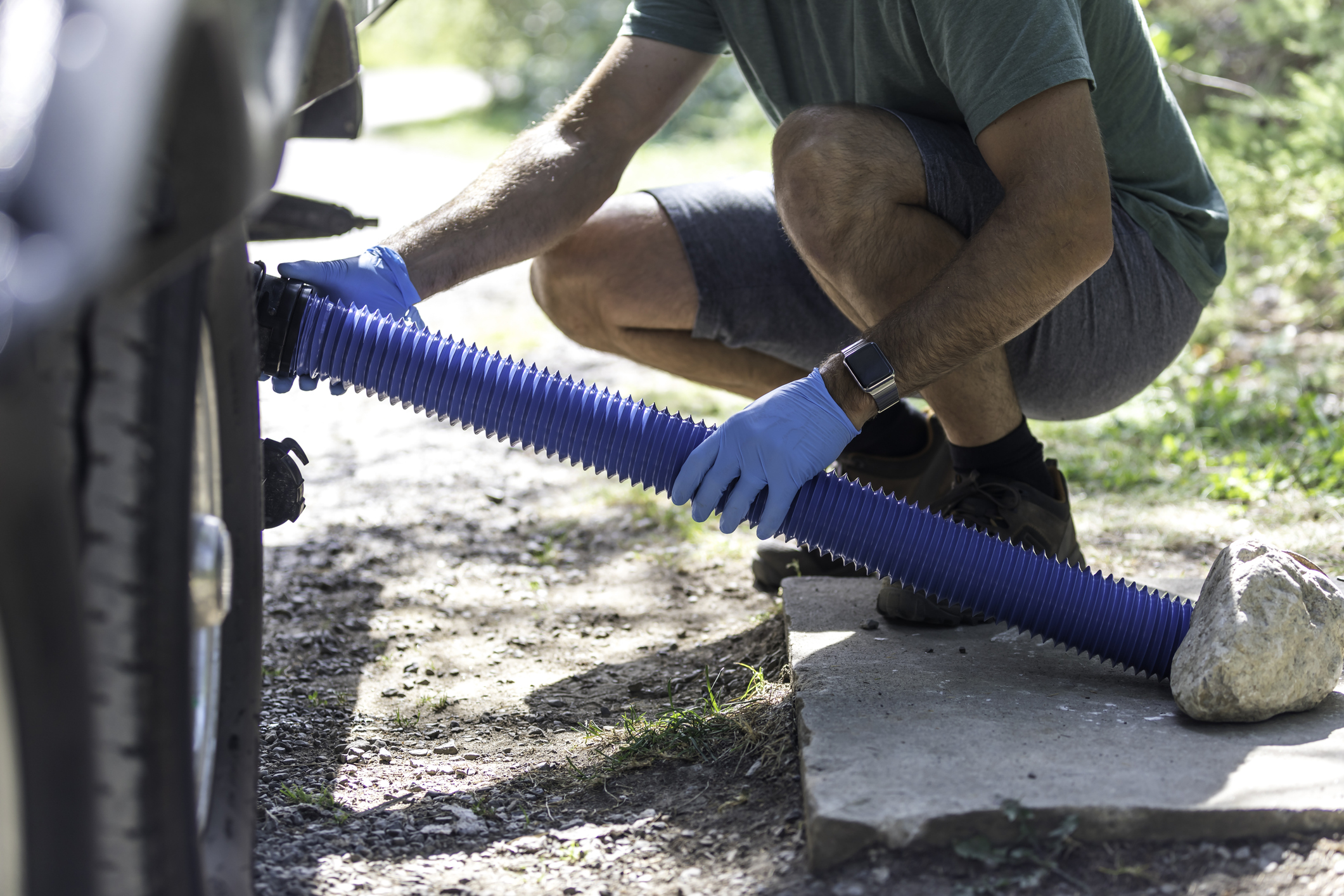 RV Sewer Hose: Decent, Better, and Best