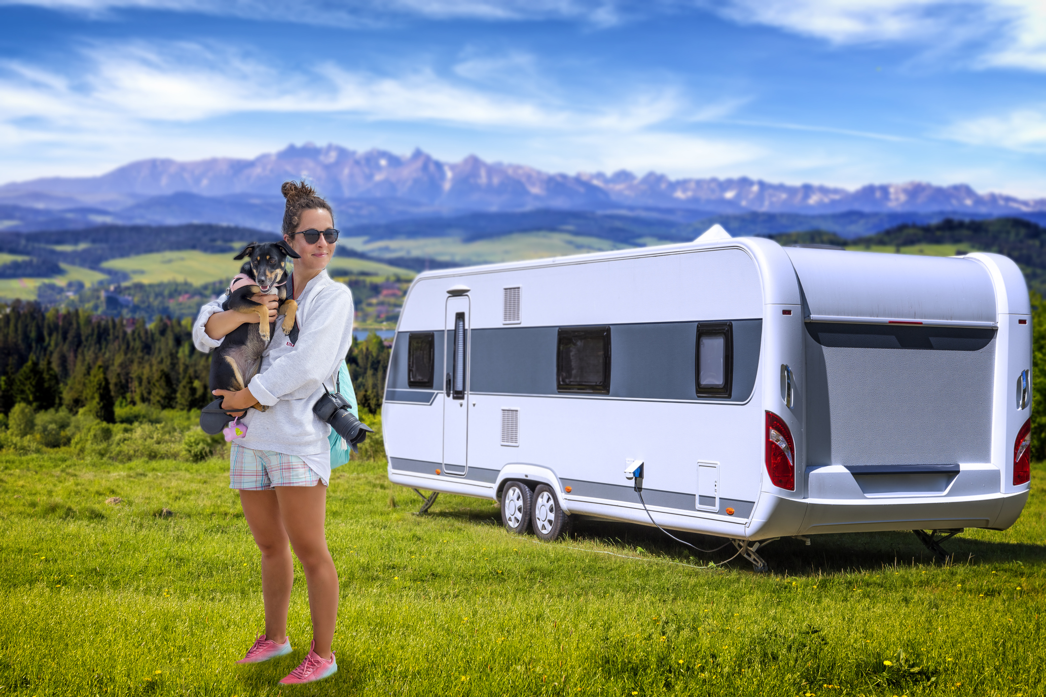As RV Sales Spike, Book Your Summer Campground Reservations Soon
