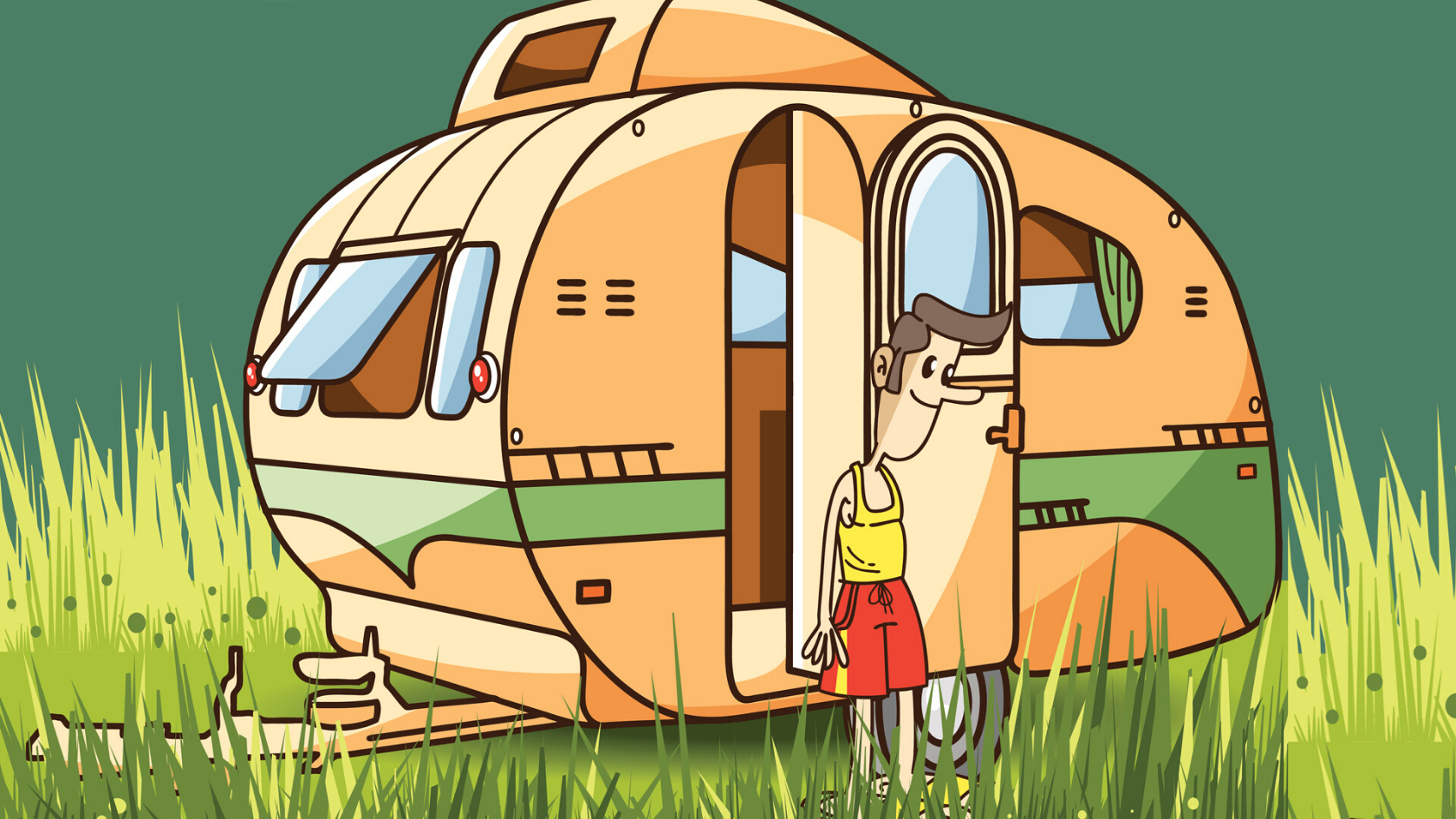 Hey Parents & Grandparents, These RV Accessories Teach Kids As You Travel