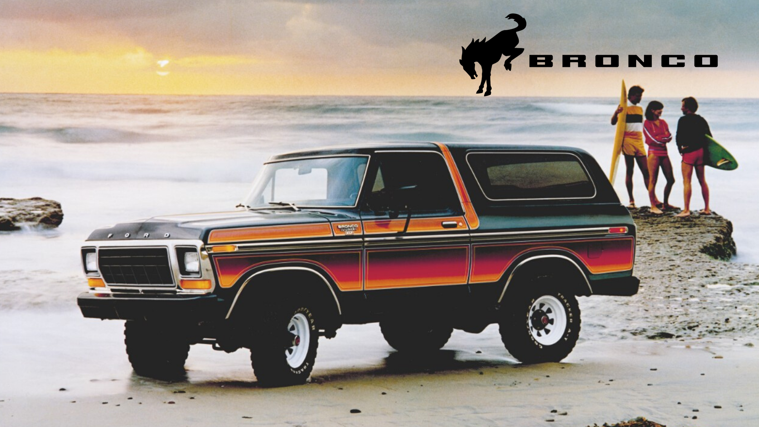 Can The New Ford Bronco Tow an RV?