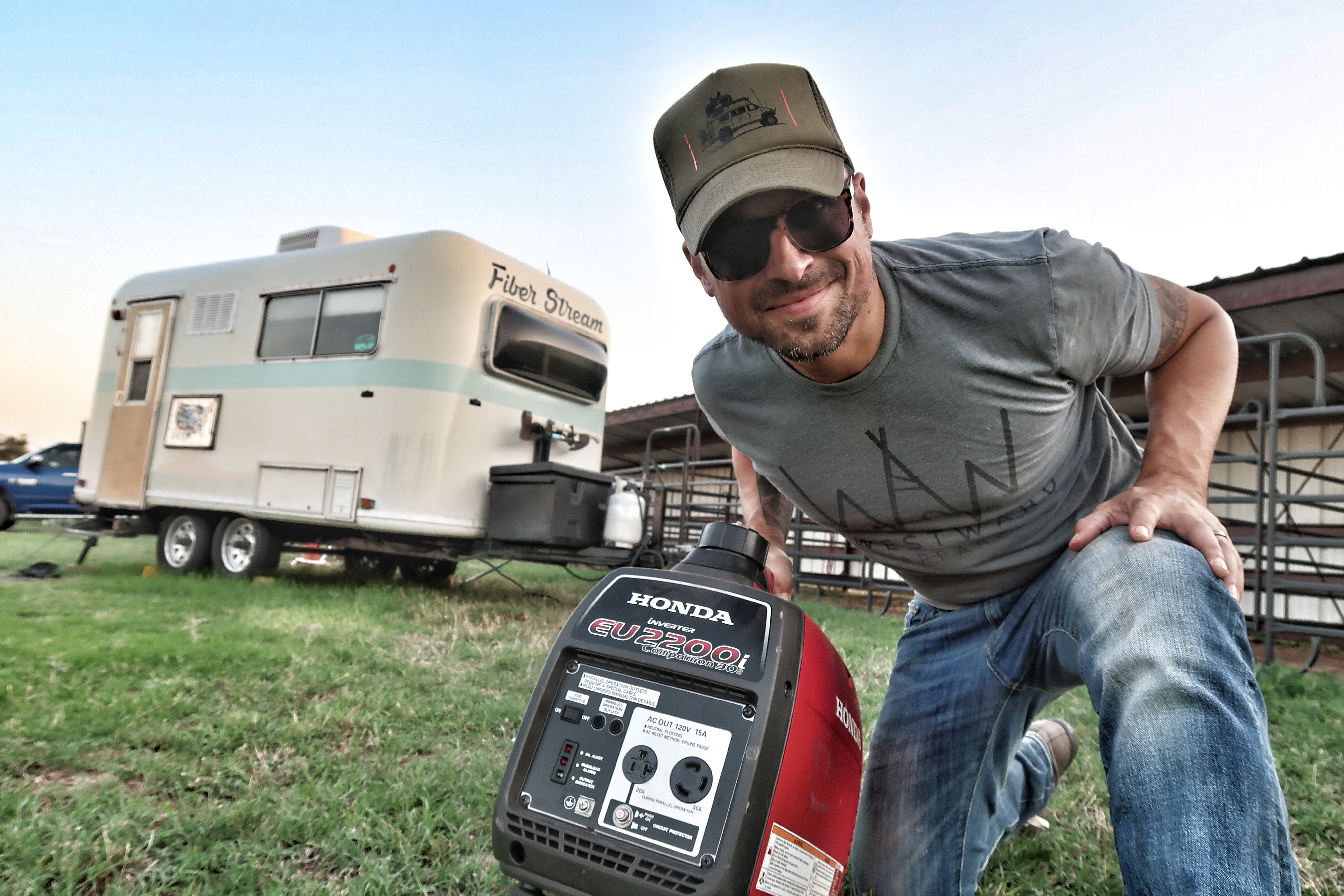 Can A Portable Generator Run My RV Air Conditioner?