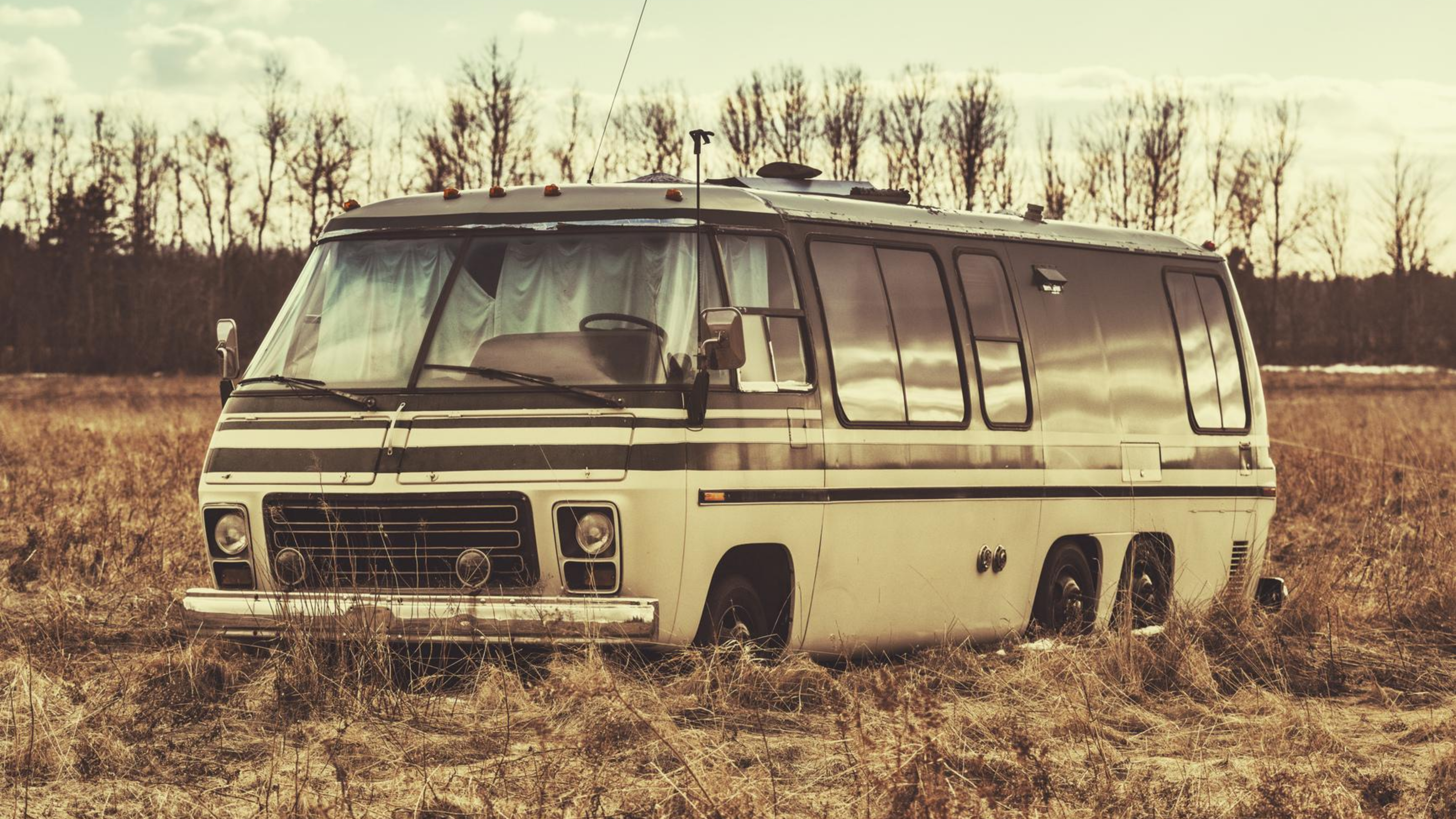 What Is An RV Salvage Yard?