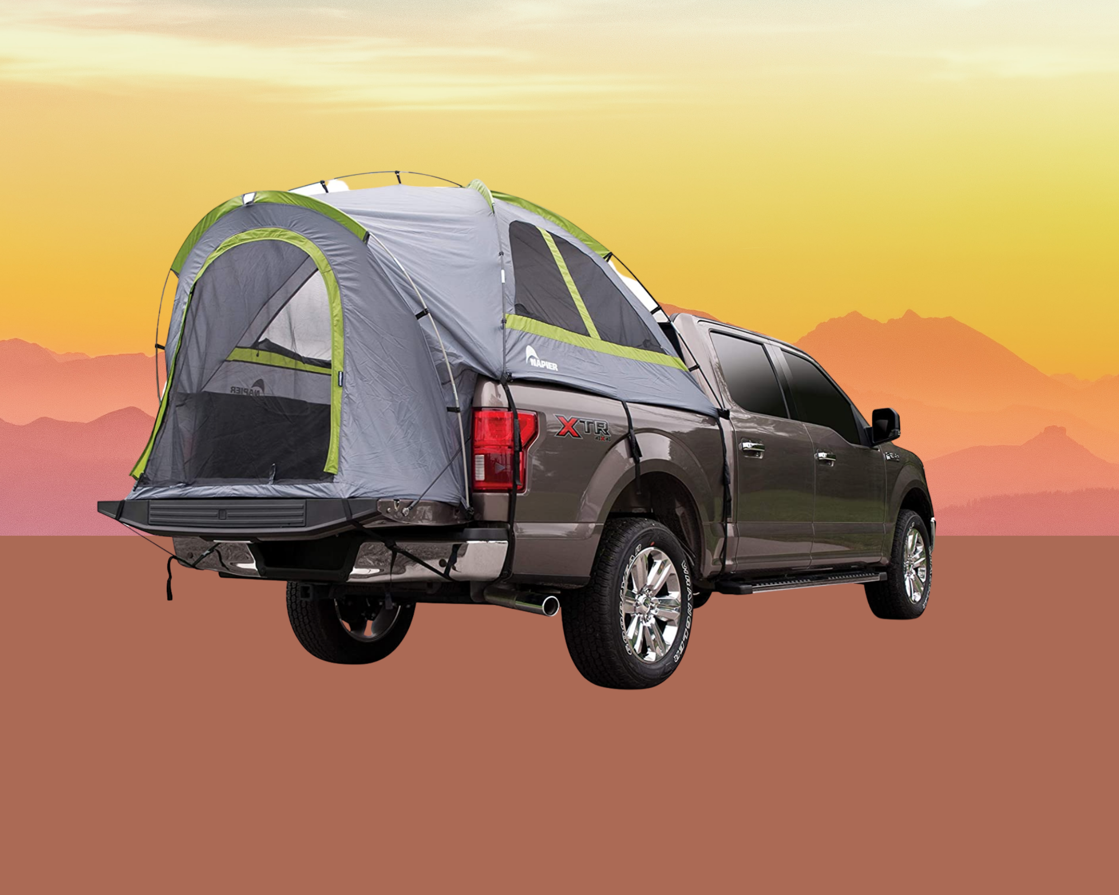5 Best Truck Bed Tents For Camping Drivin Vibin