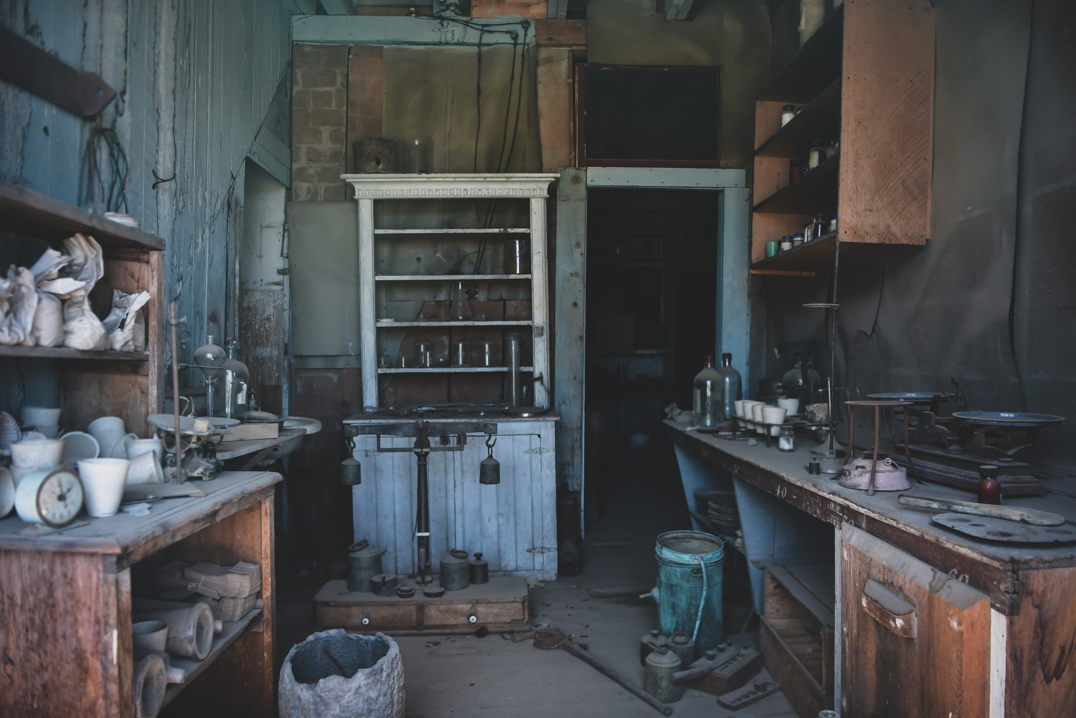 5 Creepy Ghost Towns in California