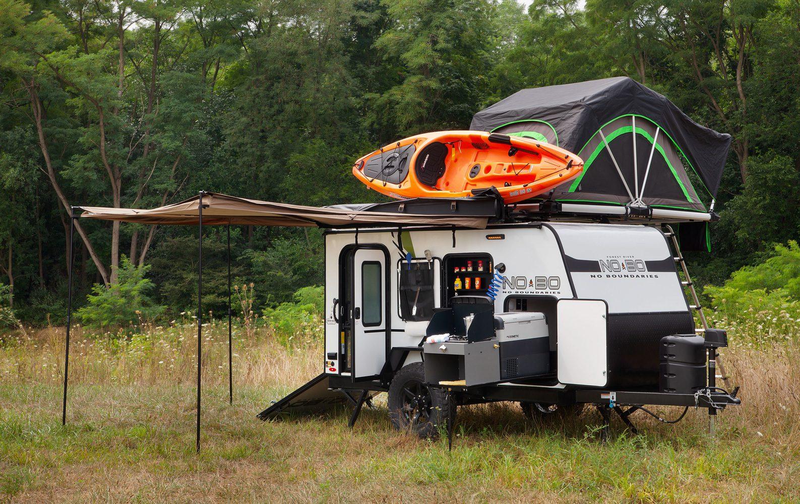 5 Best Off Road Camper Trailers In 2021 Drivin Vibin