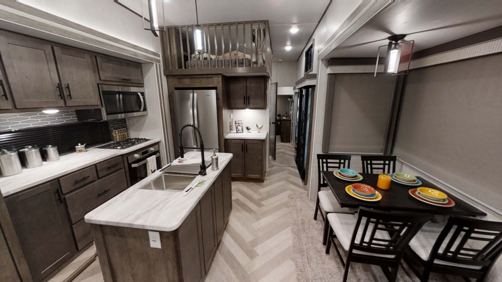 Is It Camping When Your Rv Has 2 Stories And 3 Bedrooms