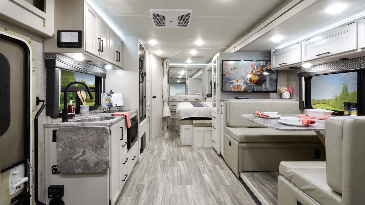 The Smallest Class A RV In The USA