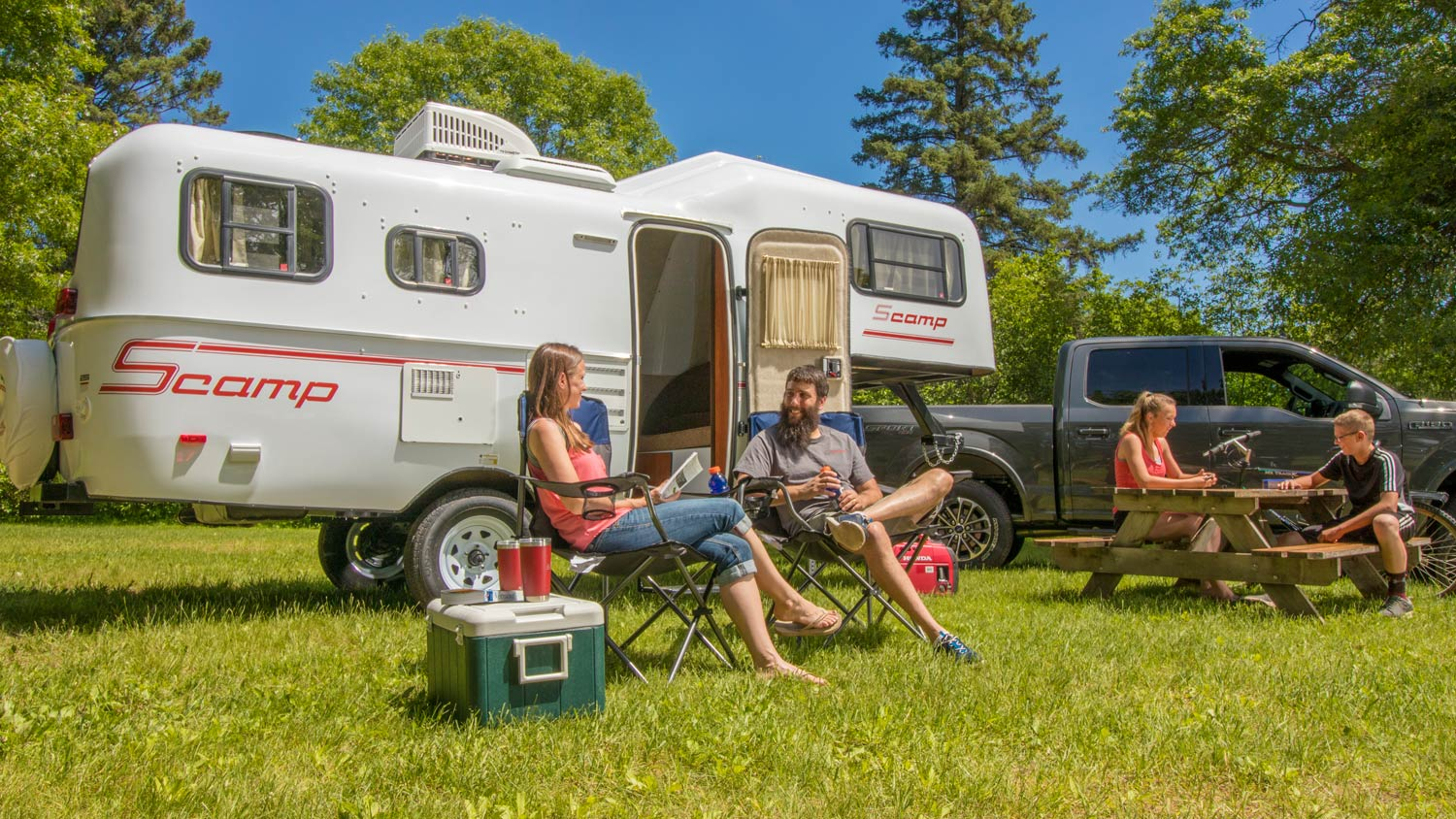 The Smallest Fifth Wheel in the USA
