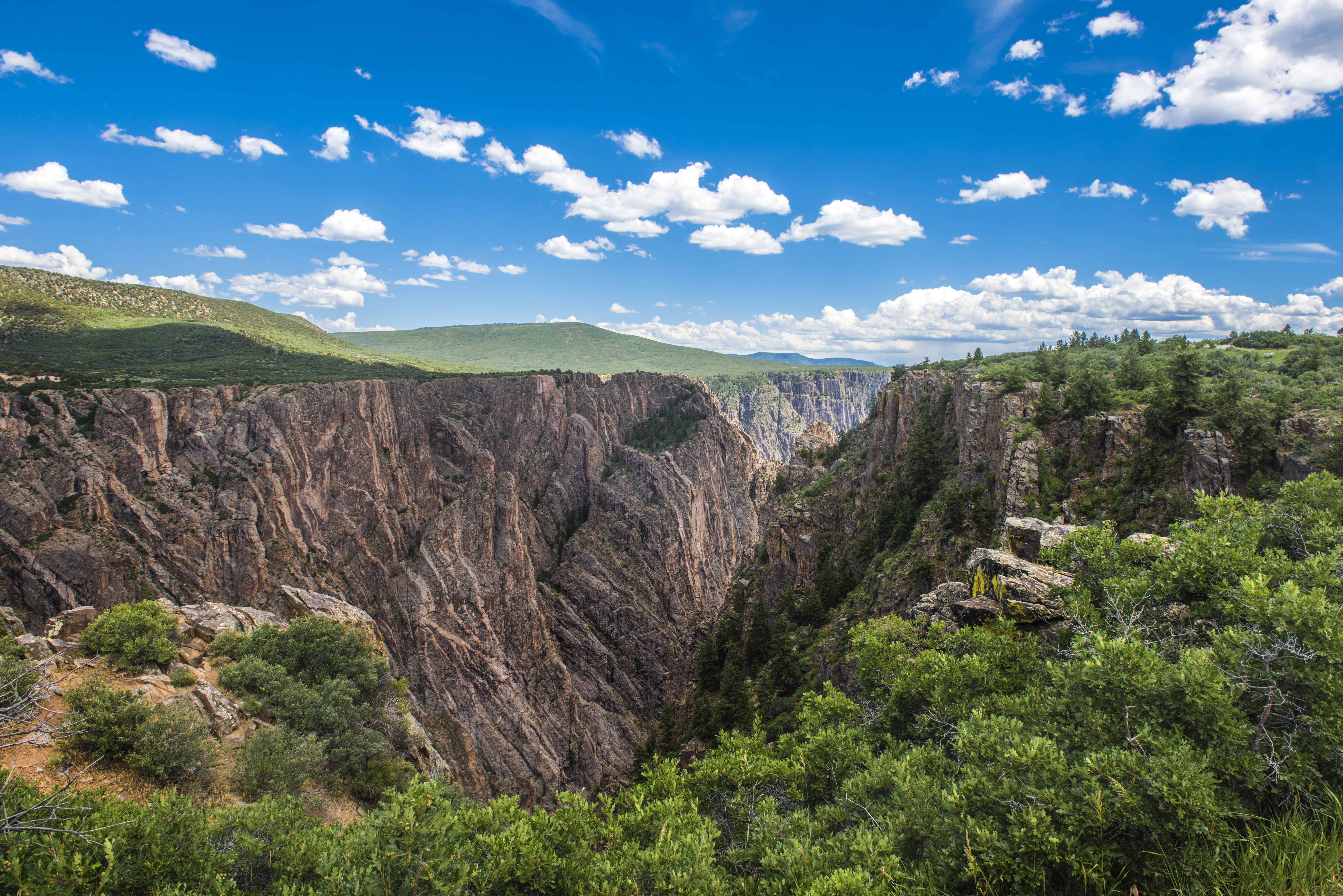 How to Spend a Day in the Black Canyon of the Gunnison