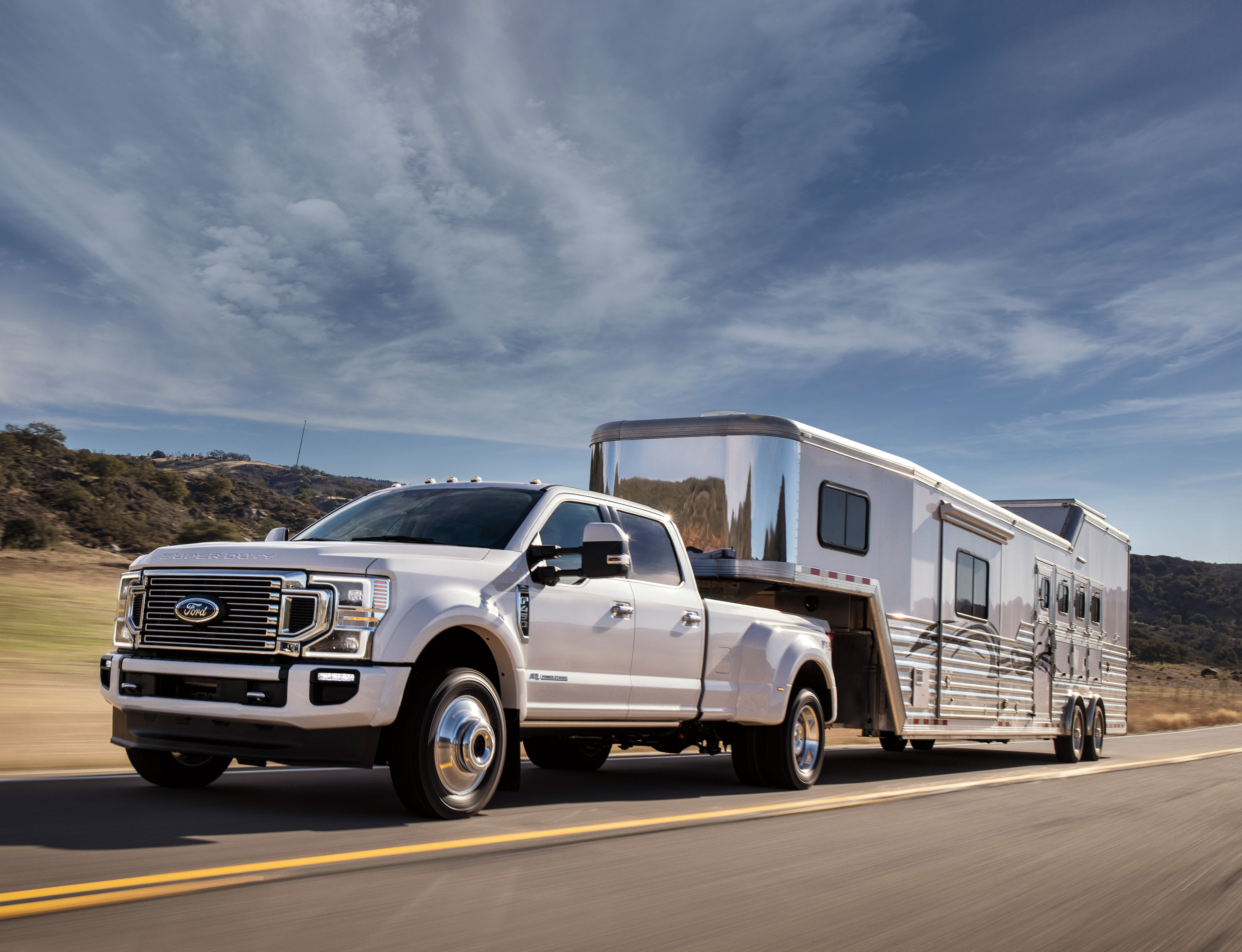 What is the Ford F250 Towing Capacity?