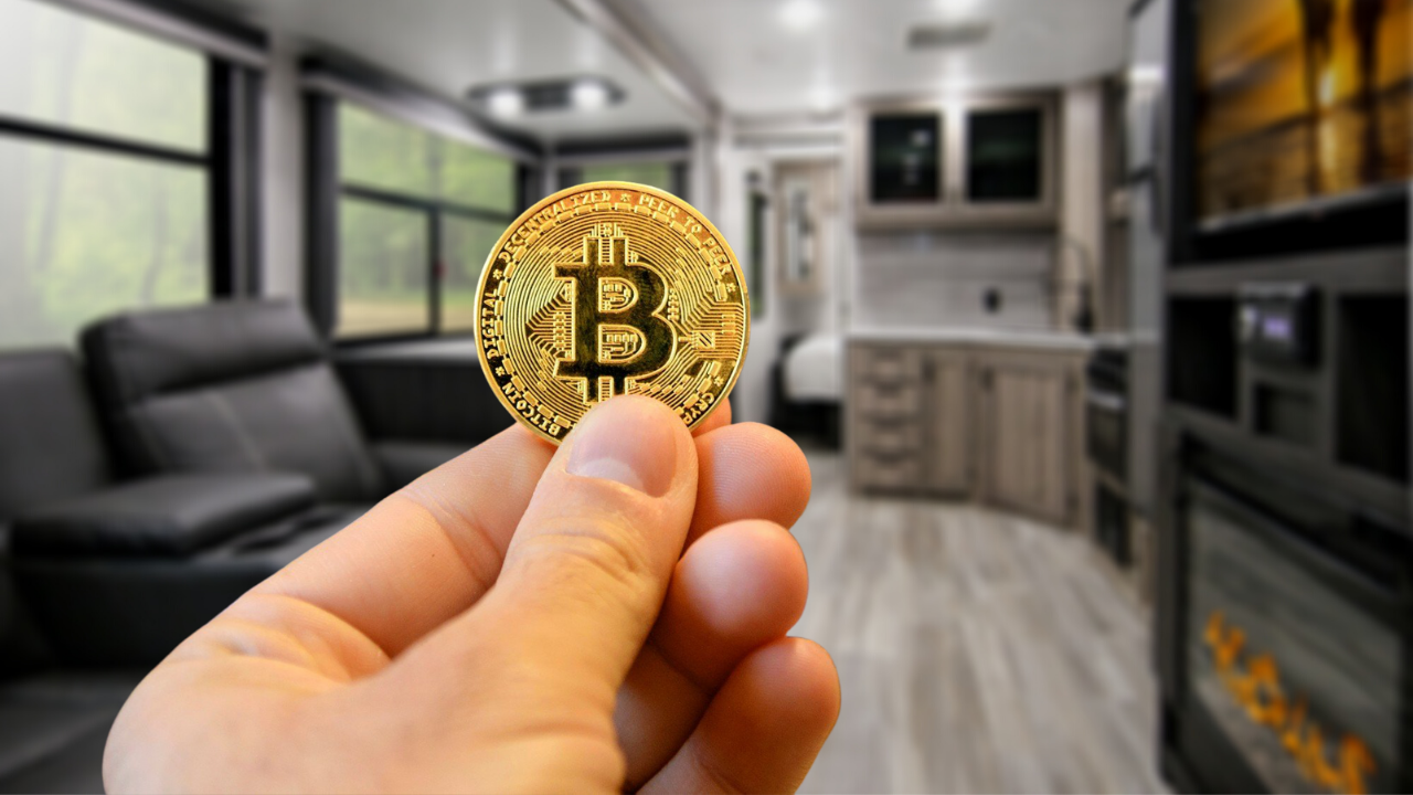 One Bitcoin Can Buy These RVs