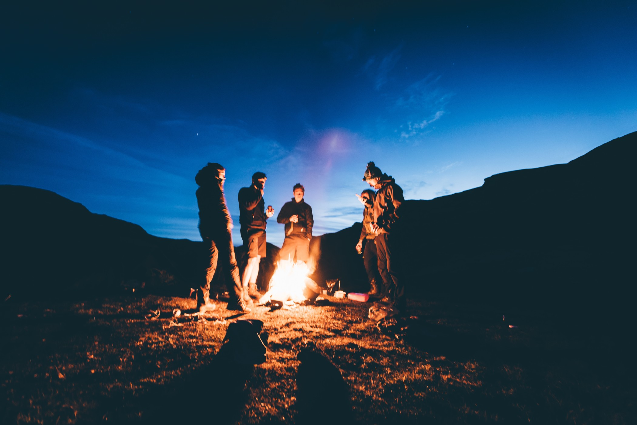 The Don'ts of Camping with Friends