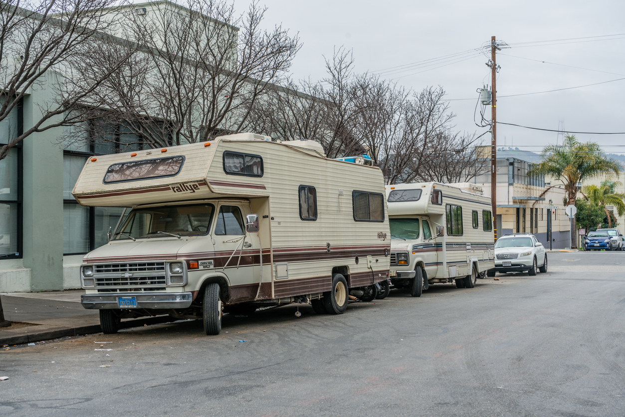 Is It Legal to Sleep in Your RV on a Neighborhood Street?