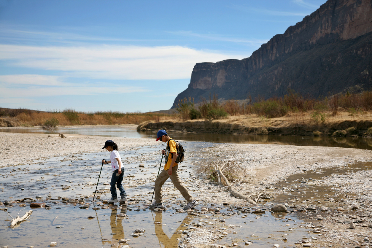 The Ultimate Santa Elena Canyon Guide for Campers & Hikers
