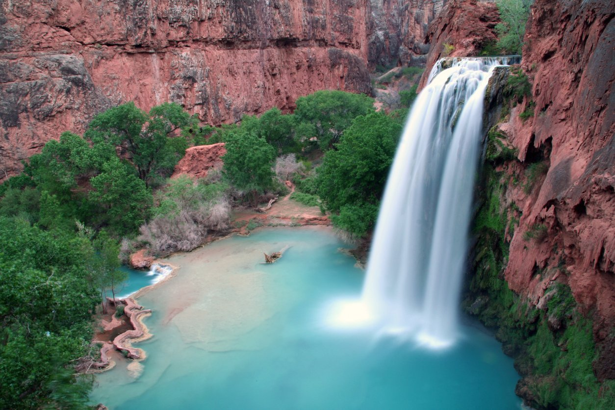 The Campers Guide to Hiking Havasu Falls