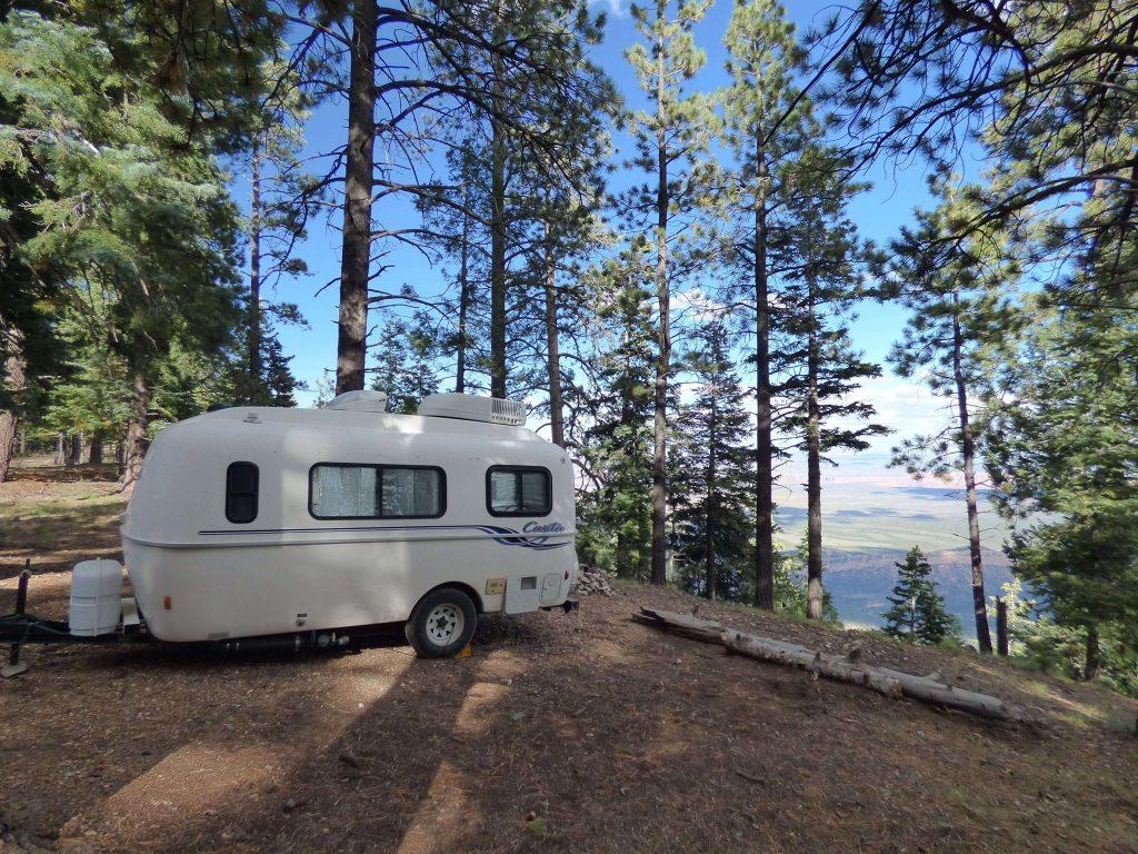 Casita travel trailers are lightweight single-axle fiberglass travel trailers.