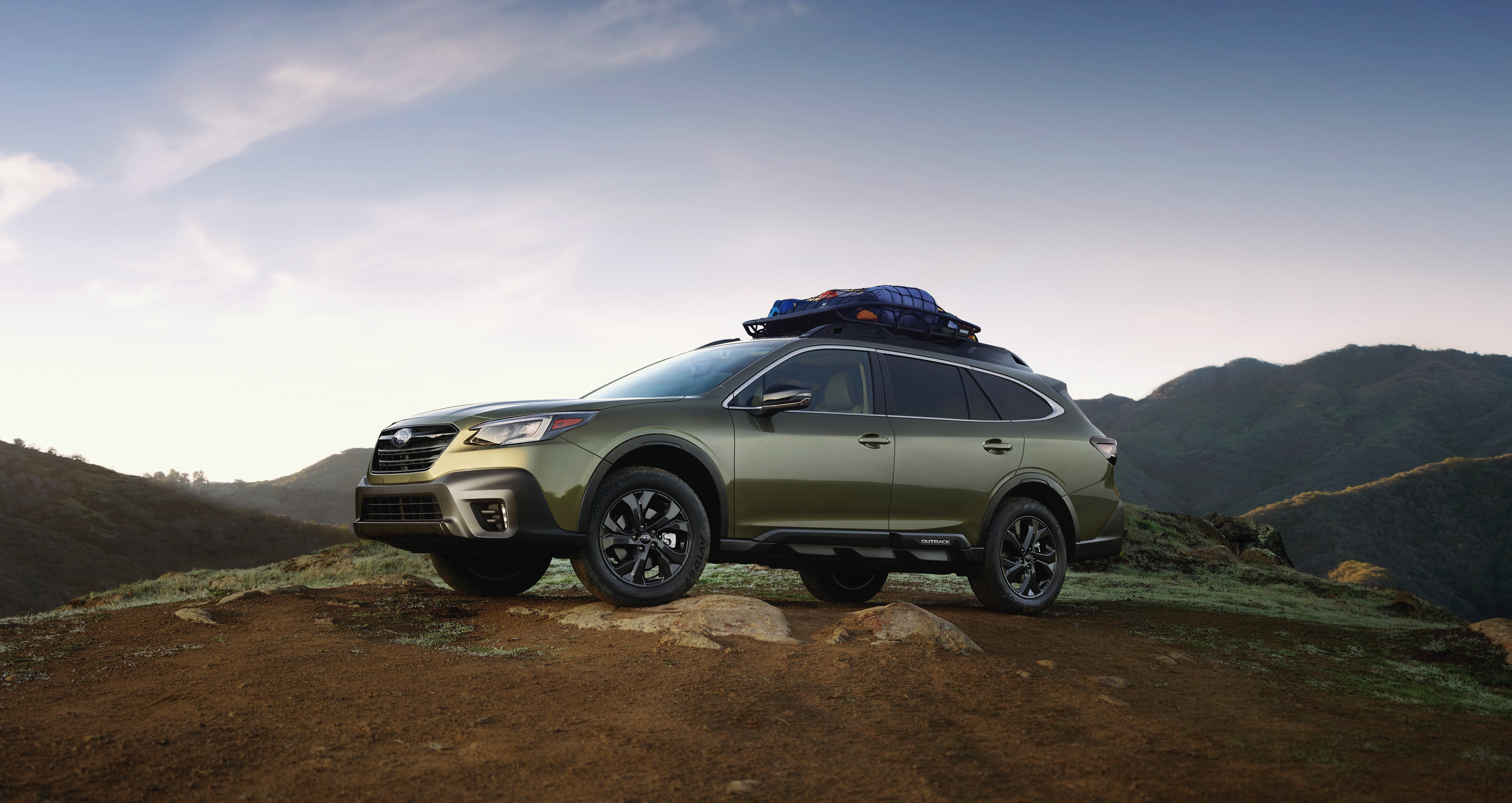 Can the Subaru Outback Tow a Camper Trailer?