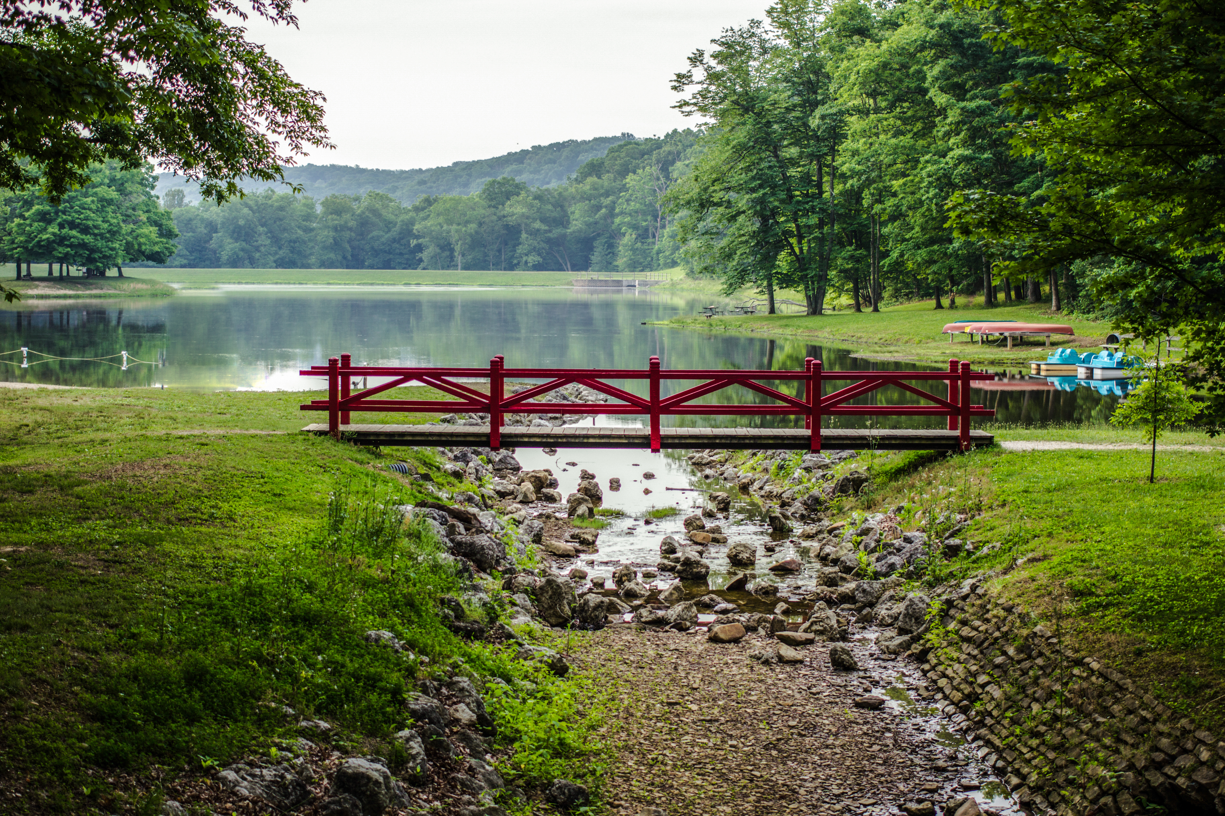 7 Best Free Campgrounds in Ohio