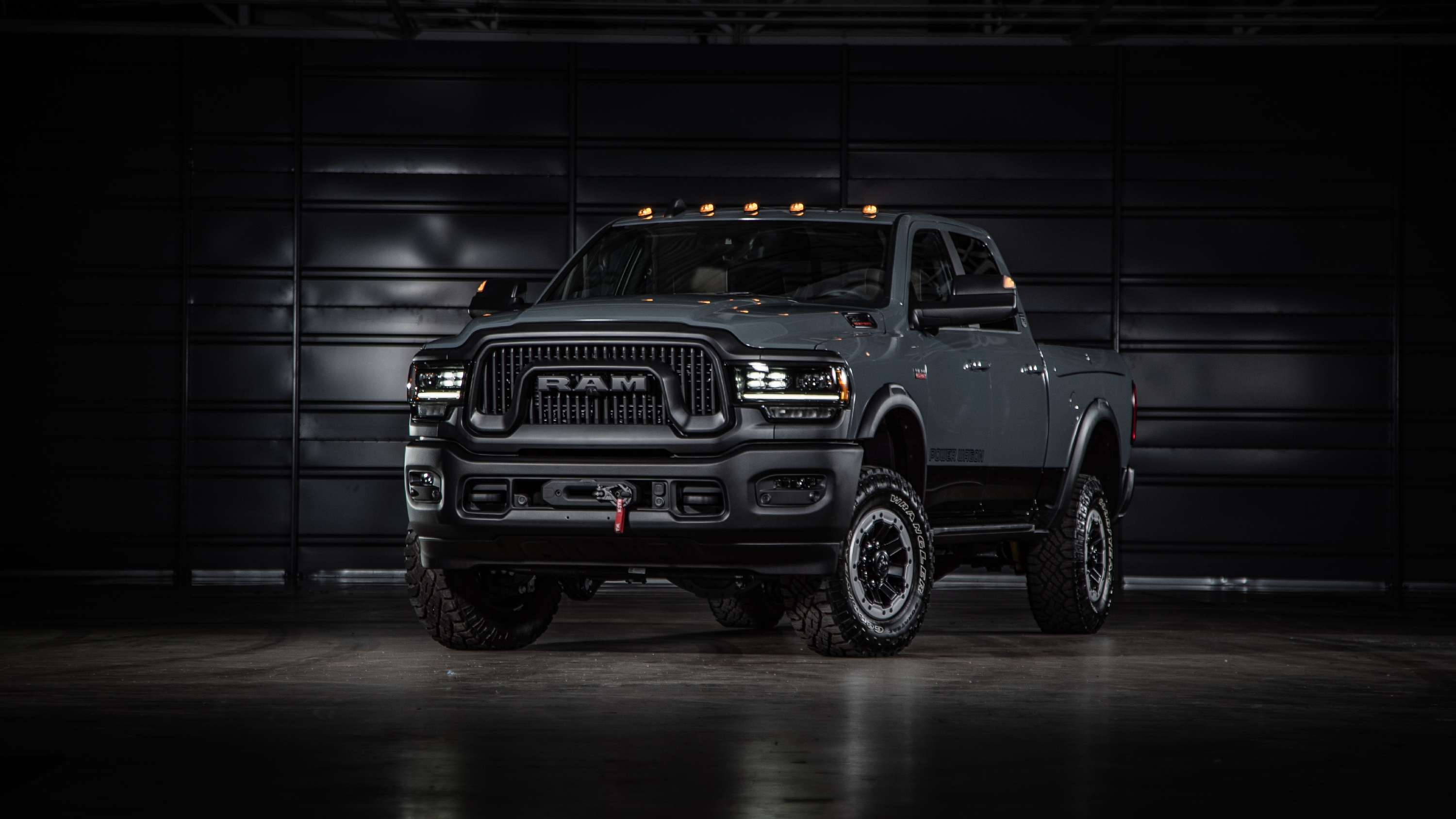 What's the Ram 2500 Towing Capacity?