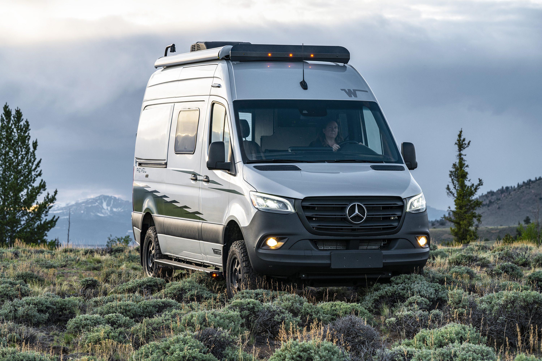 5 Best Mercedes Benz Motorhome RVs