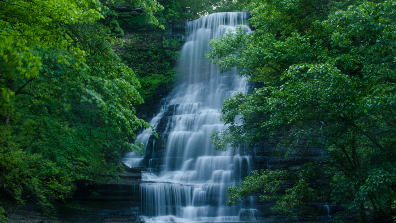 The Carmac Falls Guide for Campers & Hikers