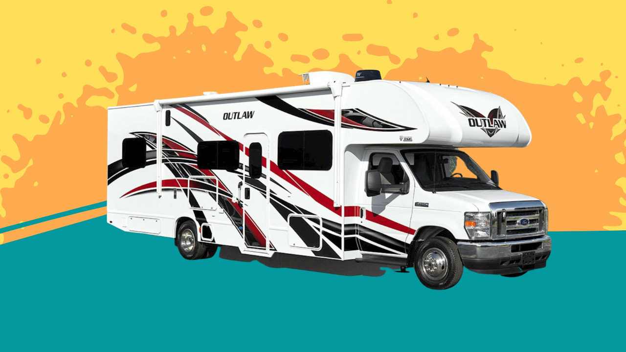 The Smallest (and Best) Class C Toy Hauler RV