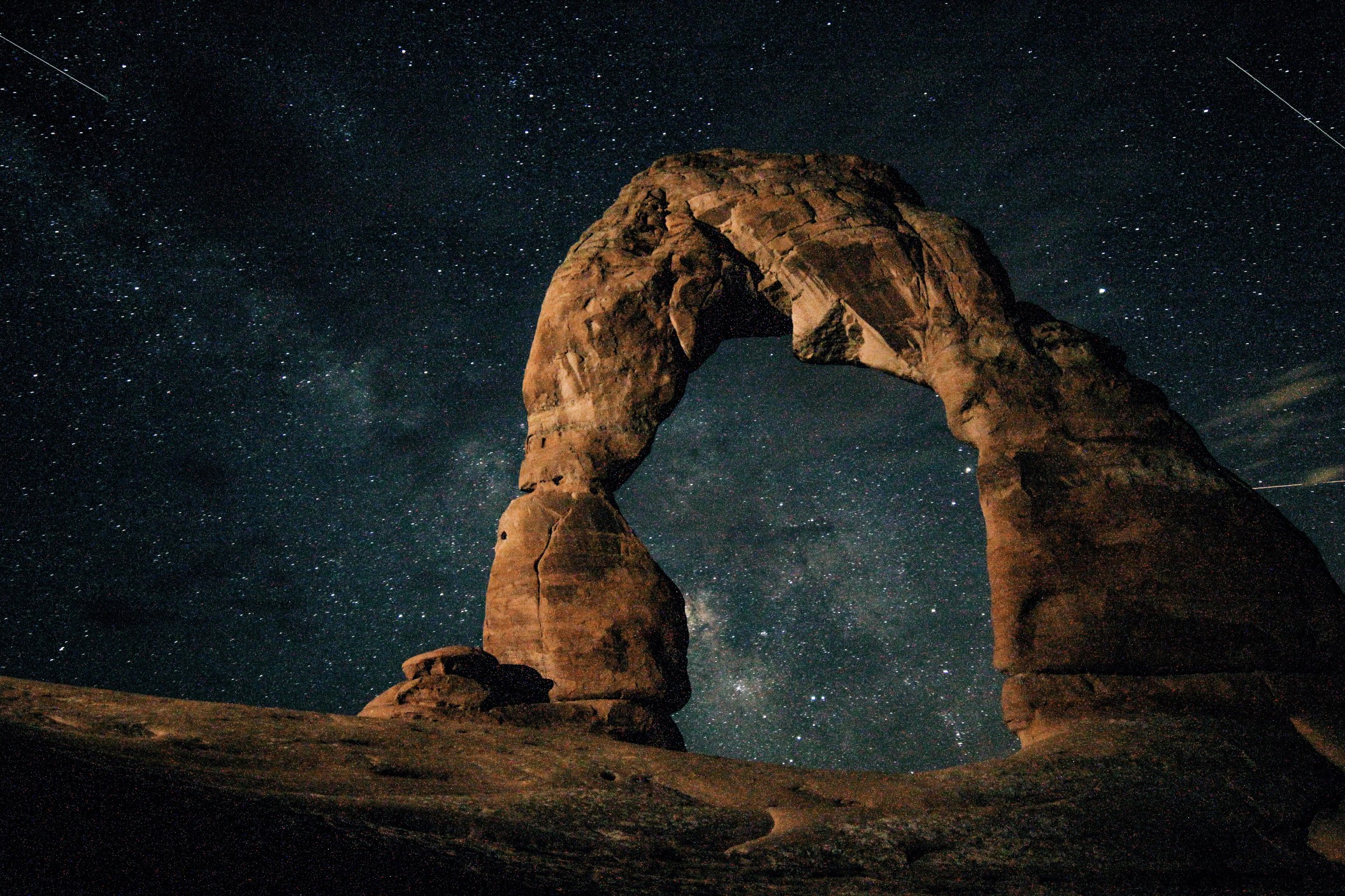 The Delicate Arch Guide for Hikers & Campers