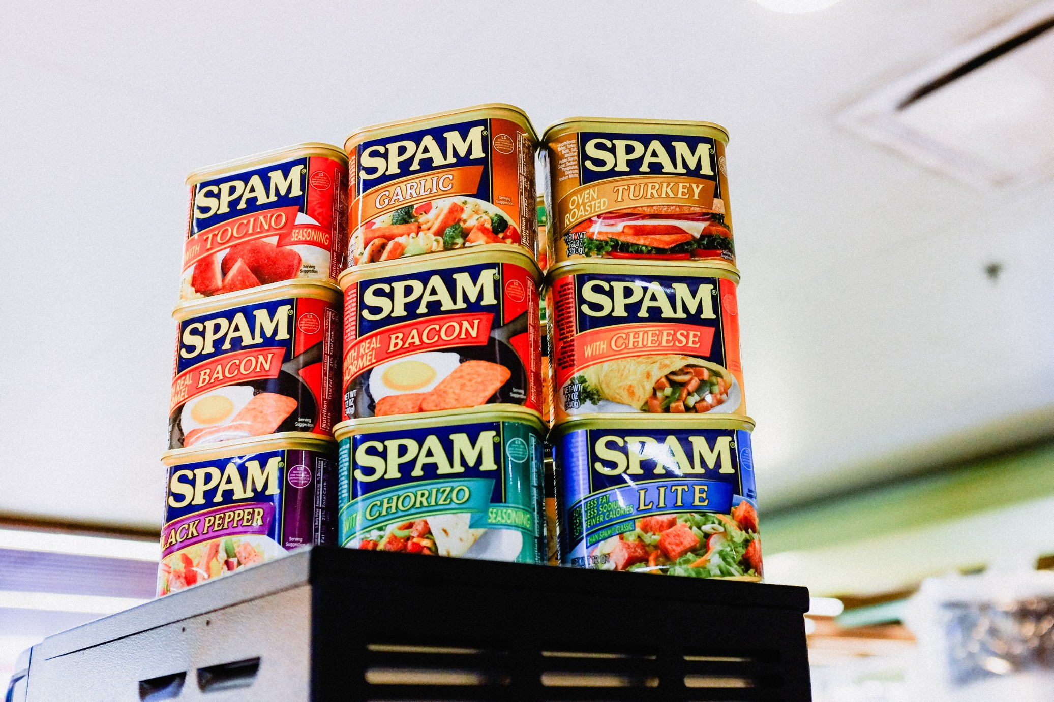 What Is Spam Made Of?