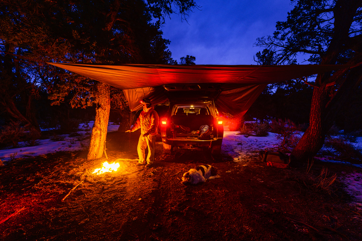 What Is Bushcraft Camping?