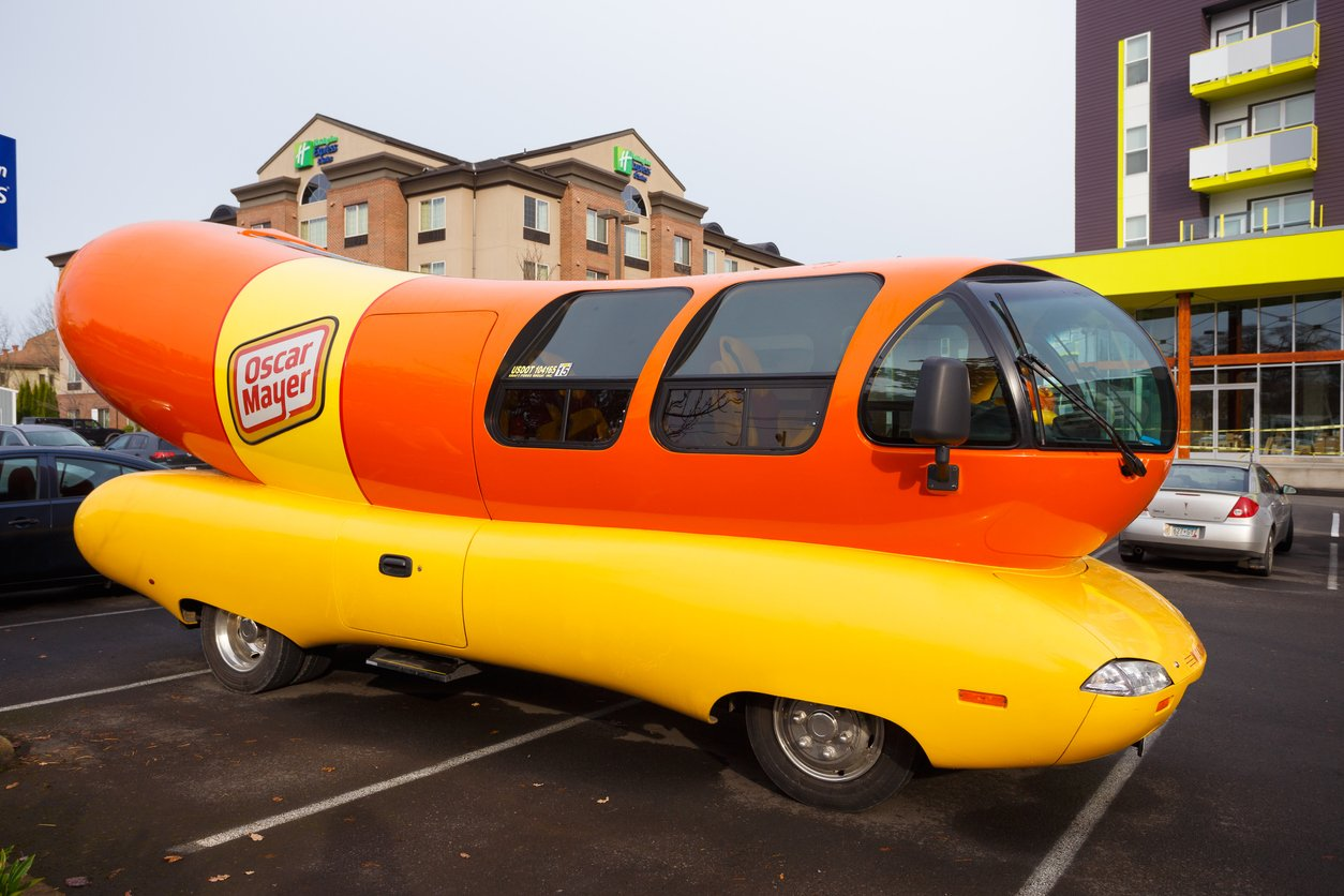 The Weird History of the Wienermobile RV
