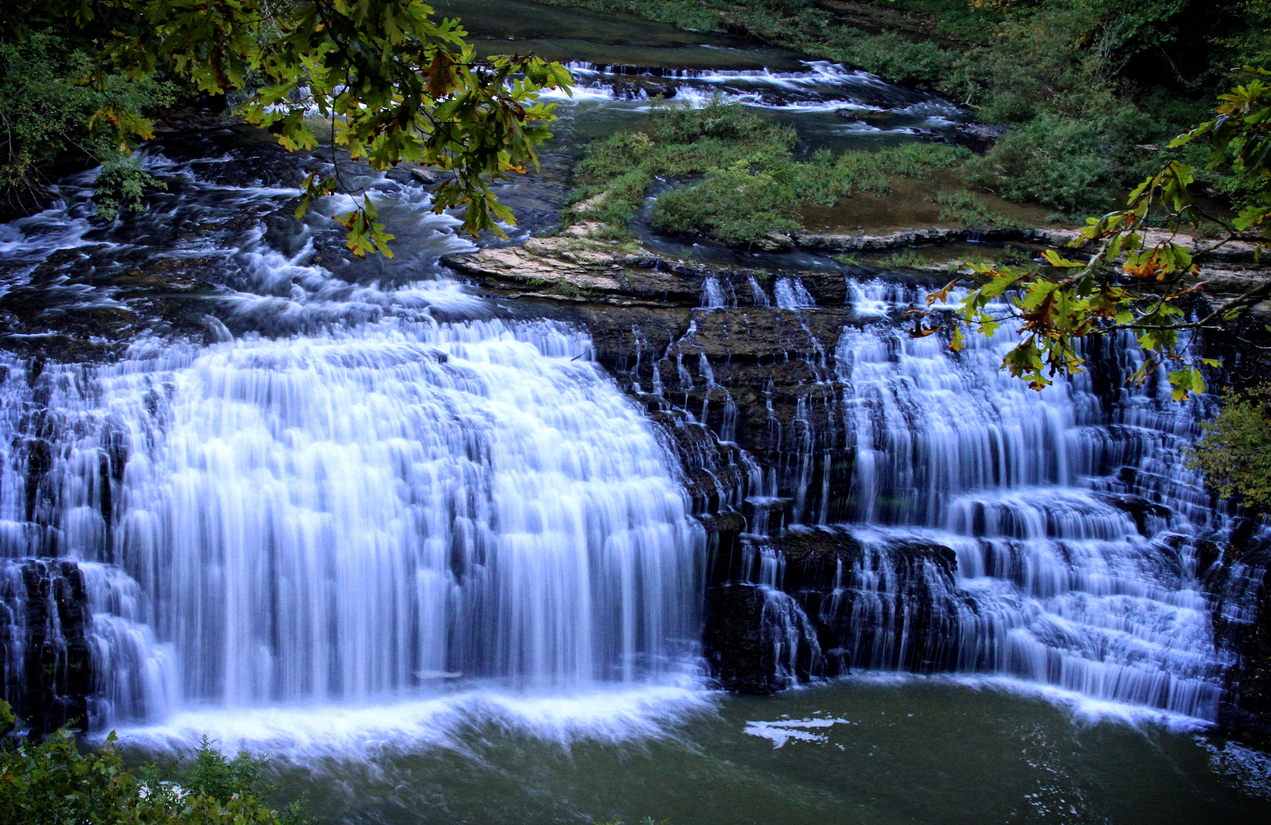 The Burgess Falls Guide for Campers & Hikers